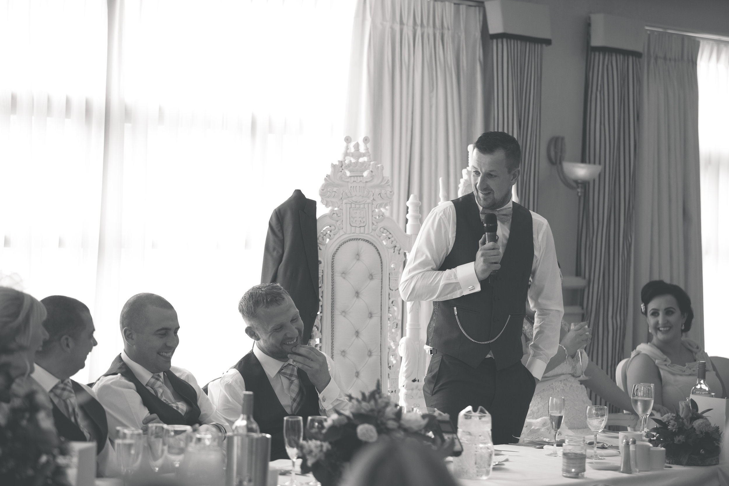 Antoinette & Stephen - Speeches | Brian McEwan Photography | Wedding Photographer Northern Ireland 75.jpg