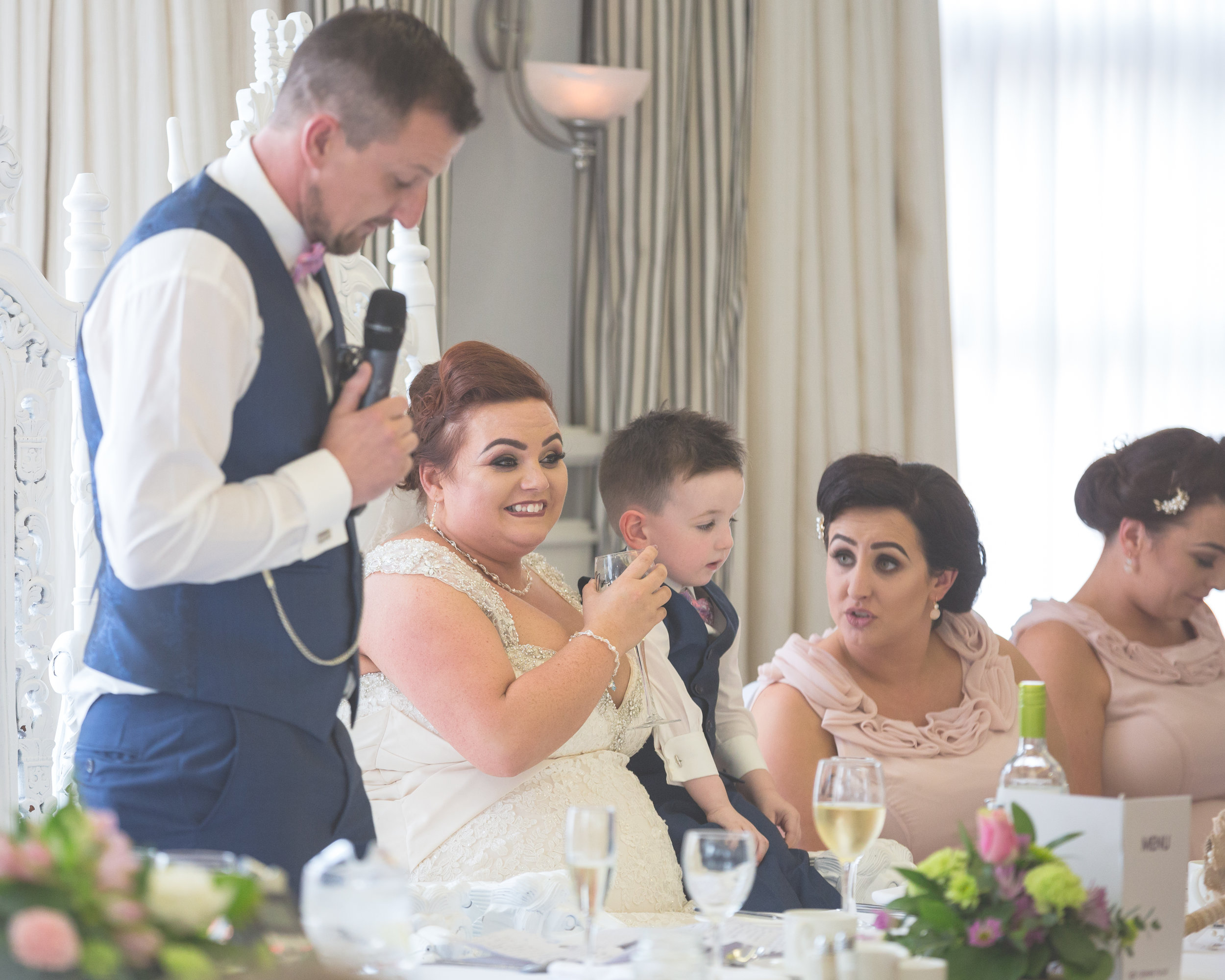 Antoinette & Stephen - Speeches | Brian McEwan Photography | Wedding Photographer Northern Ireland 81.jpg