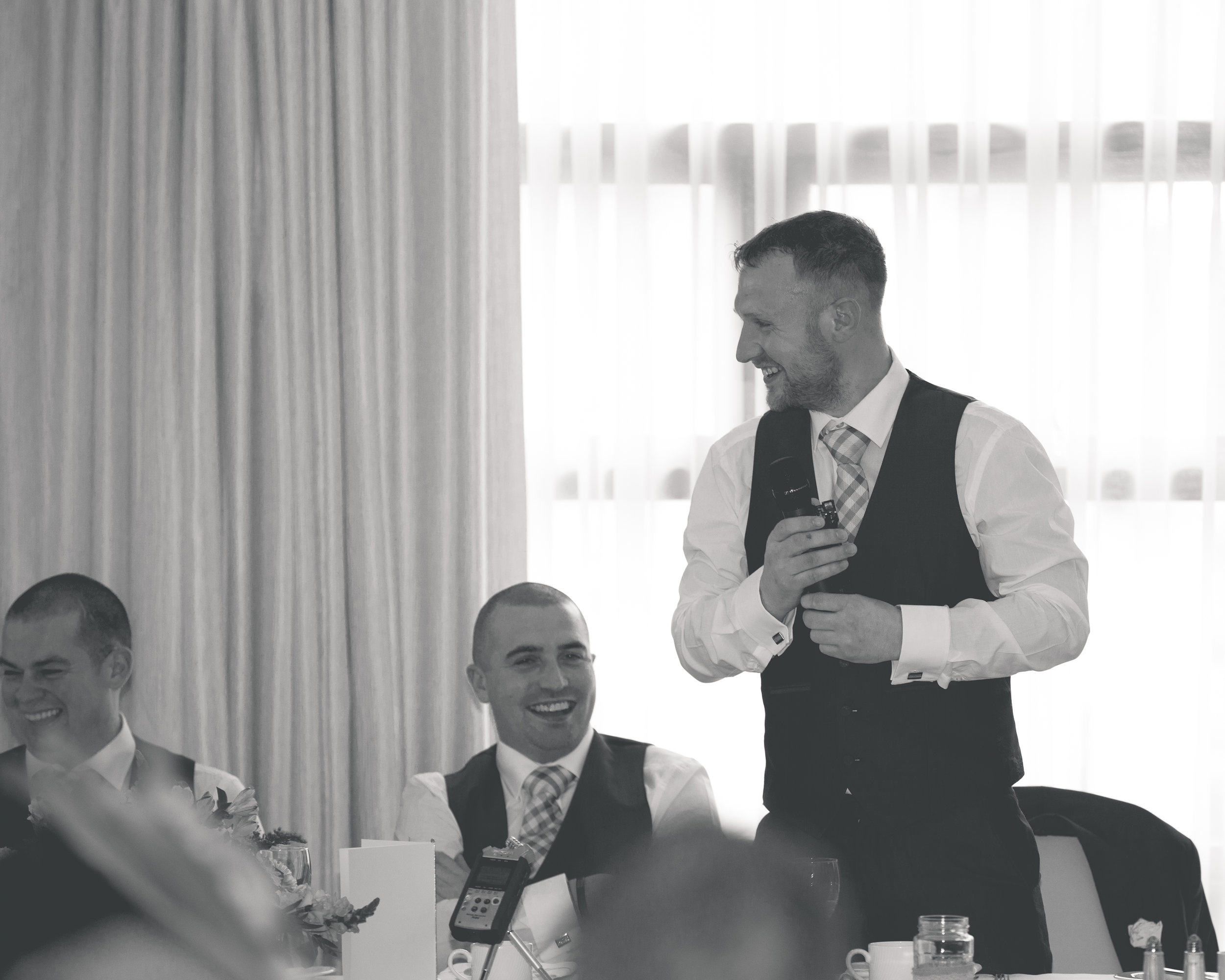 Antoinette & Stephen - Speeches | Brian McEwan Photography | Wedding Photographer Northern Ireland 88.jpg