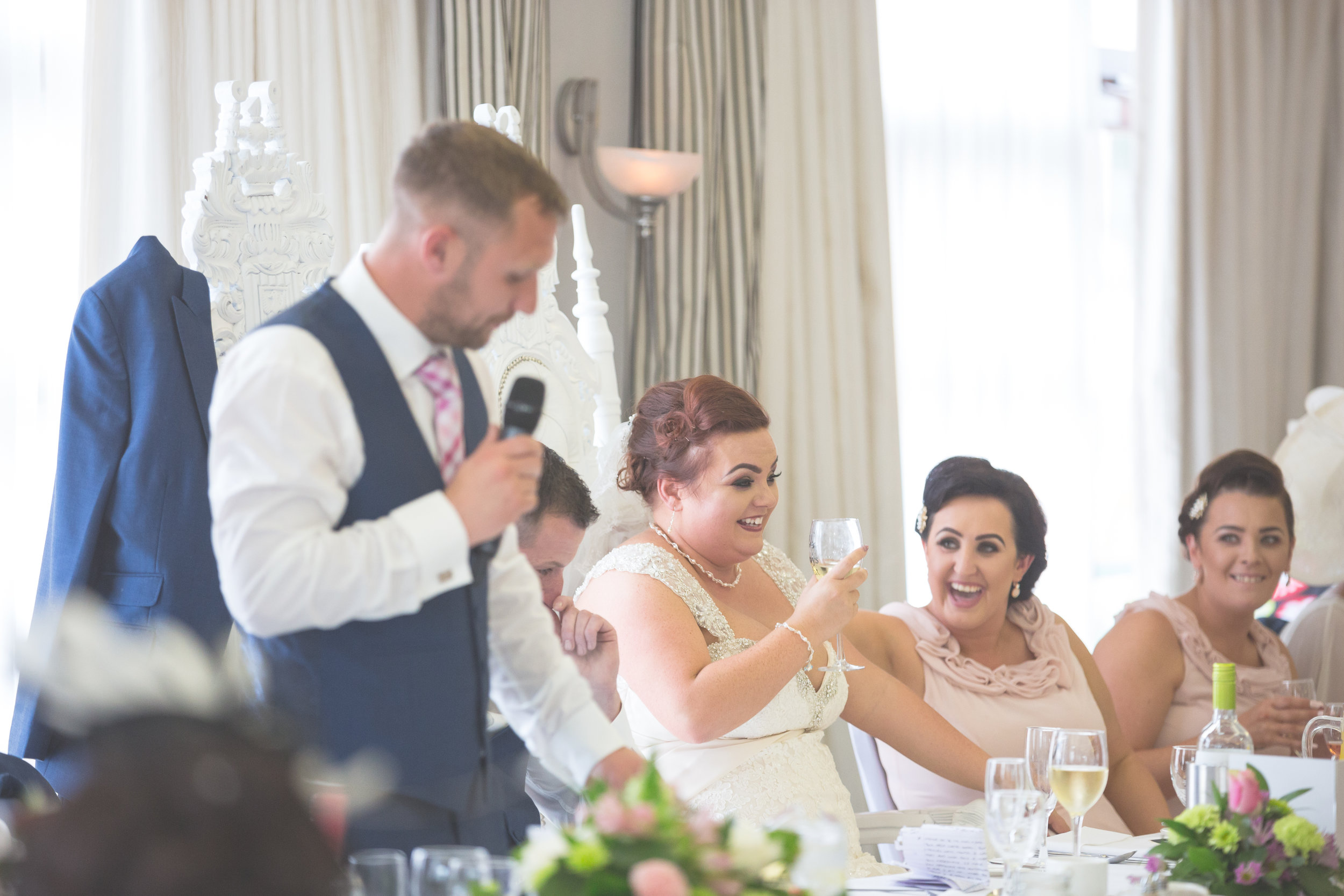 Antoinette & Stephen - Speeches | Brian McEwan Photography | Wedding Photographer Northern Ireland 89.jpg