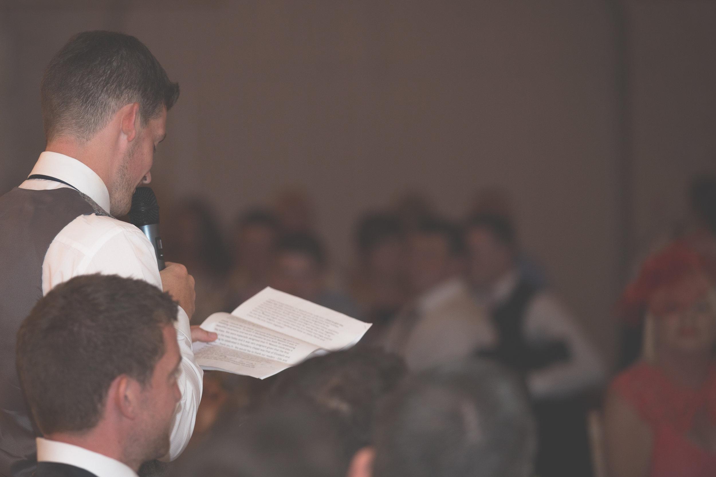Brian McEwan Wedding Photography | Carol-Anne & Sean | The Speeches-70.jpg