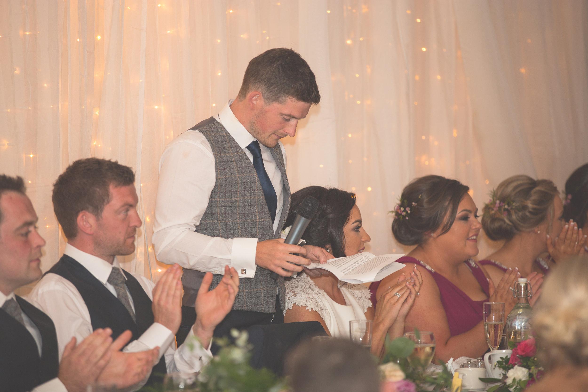Brian McEwan Wedding Photography | Carol-Anne & Sean | The Speeches-72.jpg