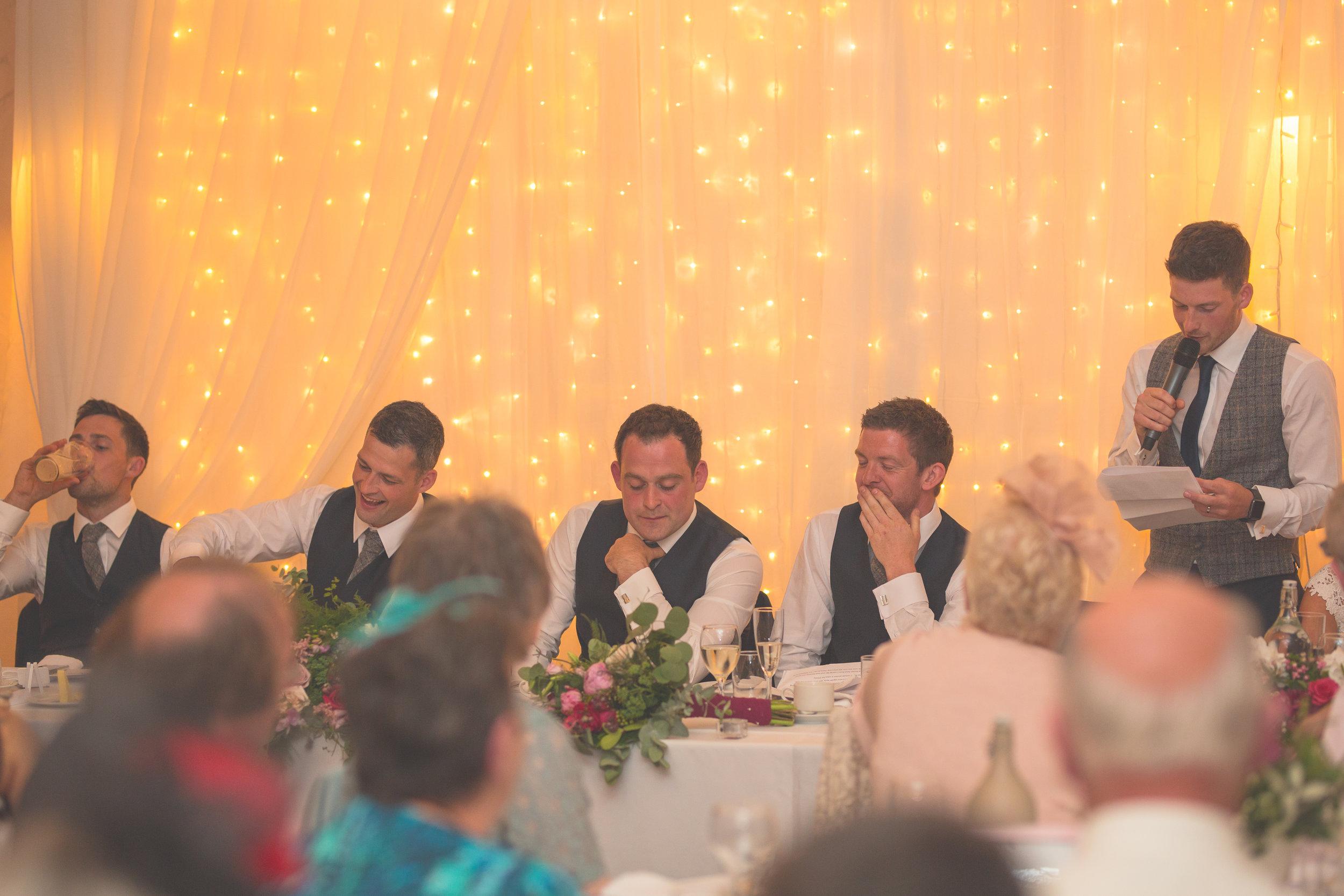 Brian McEwan Wedding Photography | Carol-Anne & Sean | The Speeches-75.jpg