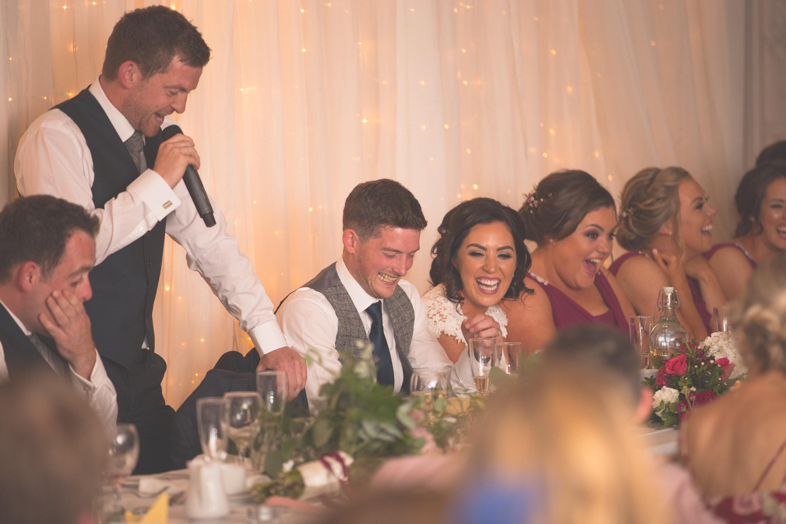 Brian McEwan Wedding Photography | Carol-Anne & Sean | The Speeches-107.jpg