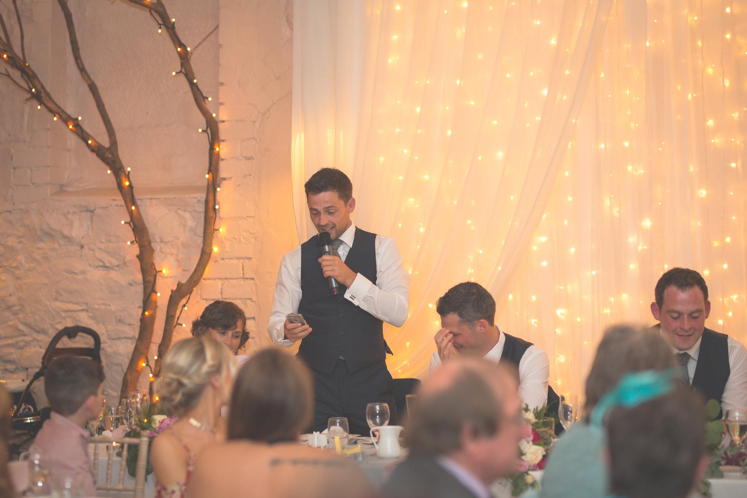 Brian McEwan Wedding Photography | Carol-Anne & Sean | The Speeches-112.jpg