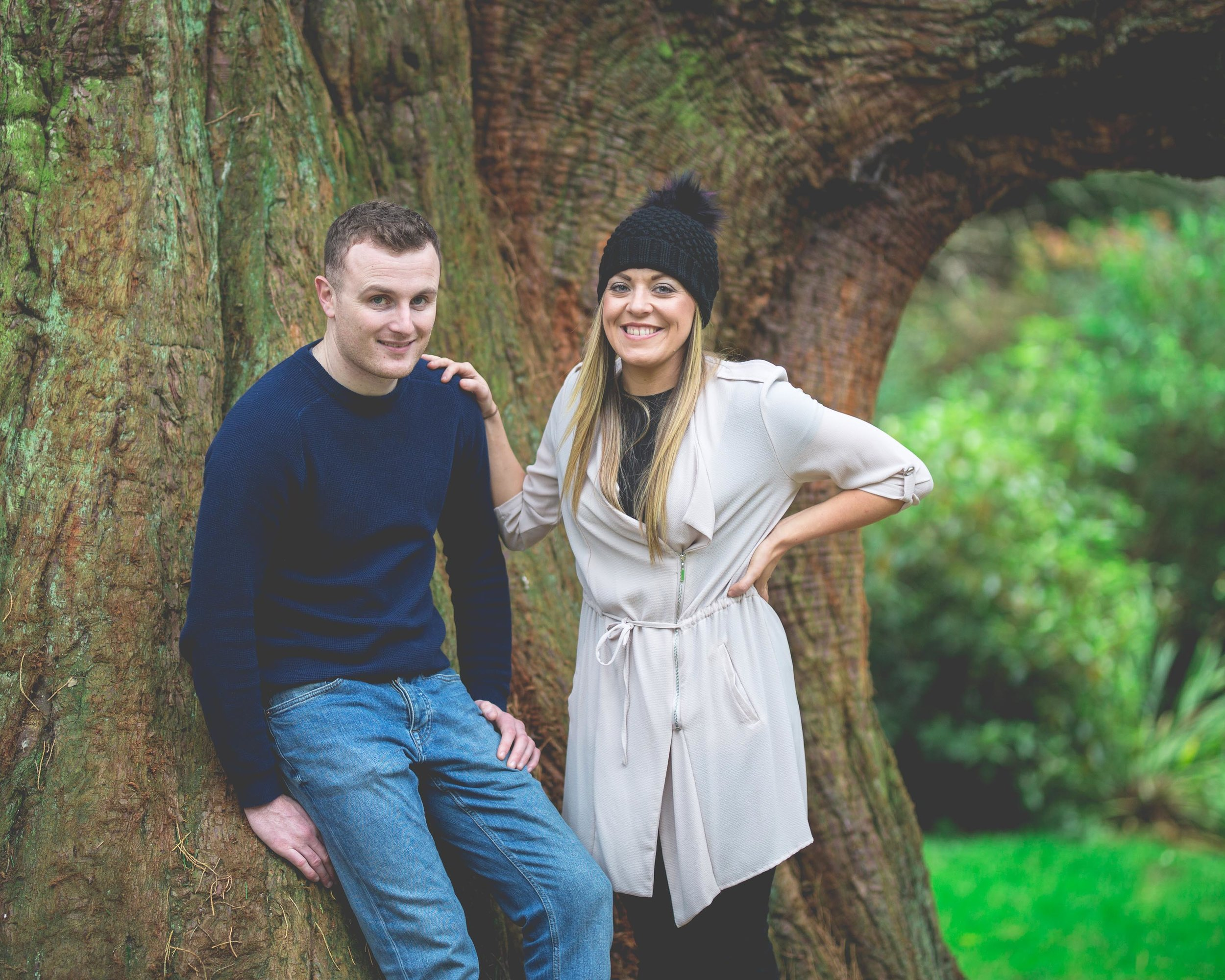 Conor & Mary-Jo Engagement Shoot Mount Stewart County Down-44.jpg