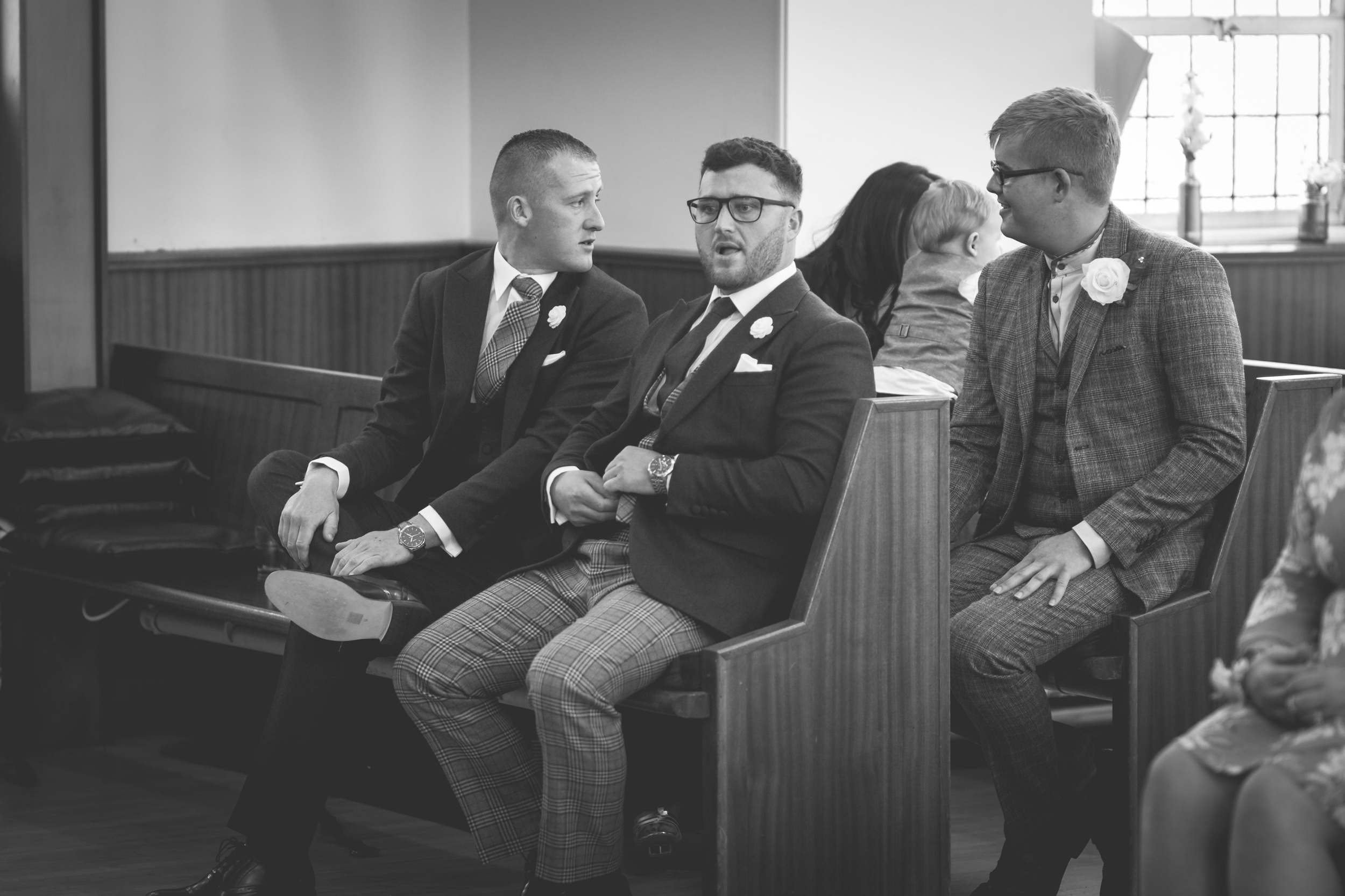 Brian McEwan | Northern Ireland Wedding Photographer | Rebecca & Michael | Ceremony-2.jpg