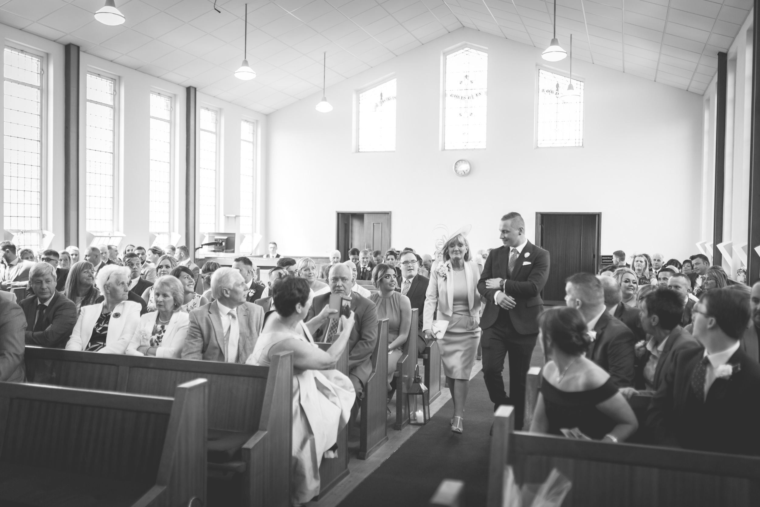 Brian McEwan | Northern Ireland Wedding Photographer | Rebecca & Michael | Ceremony-6.jpg