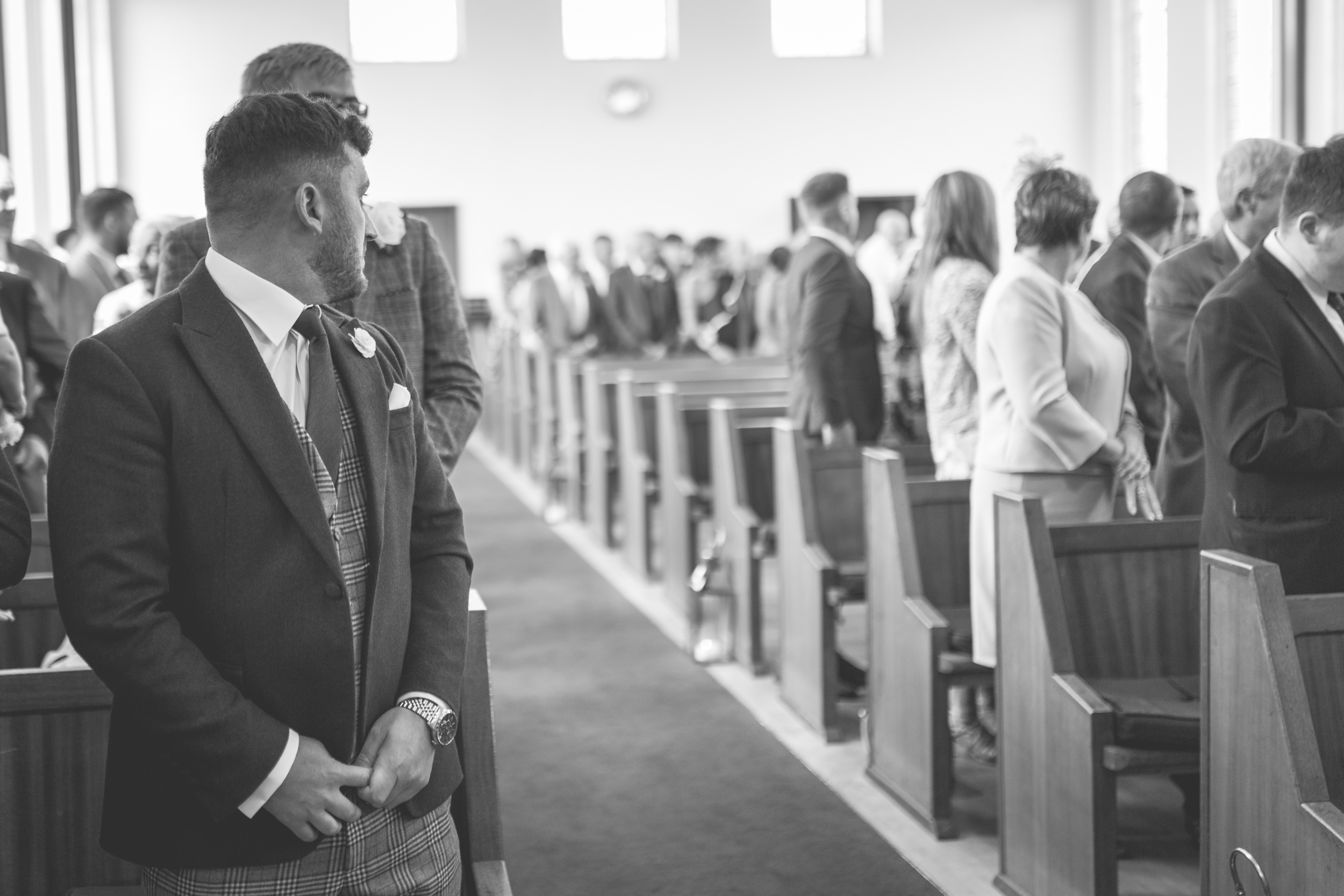 Brian McEwan | Northern Ireland Wedding Photographer | Rebecca & Michael | Ceremony-10.jpg