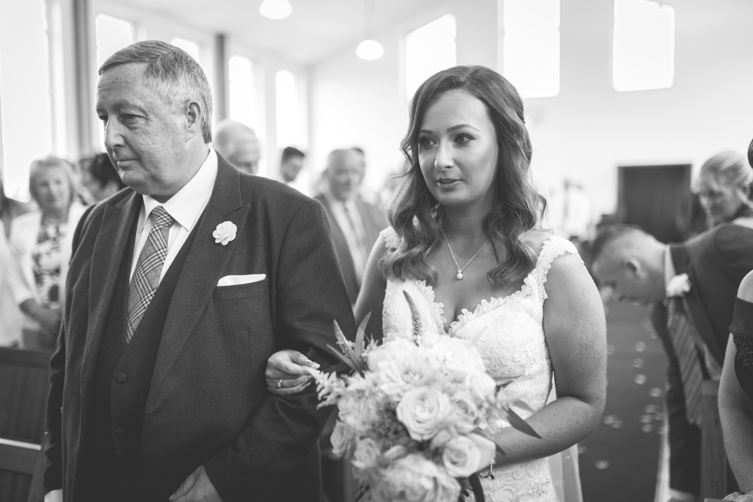 Brian McEwan | Northern Ireland Wedding Photographer | Rebecca & Michael | Ceremony-22.jpg