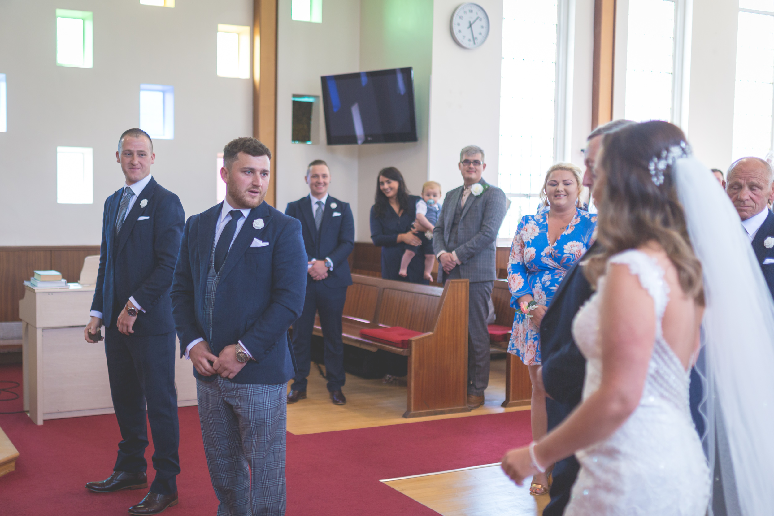 Brian McEwan | Northern Ireland Wedding Photographer | Rebecca & Michael | Ceremony-24.jpg