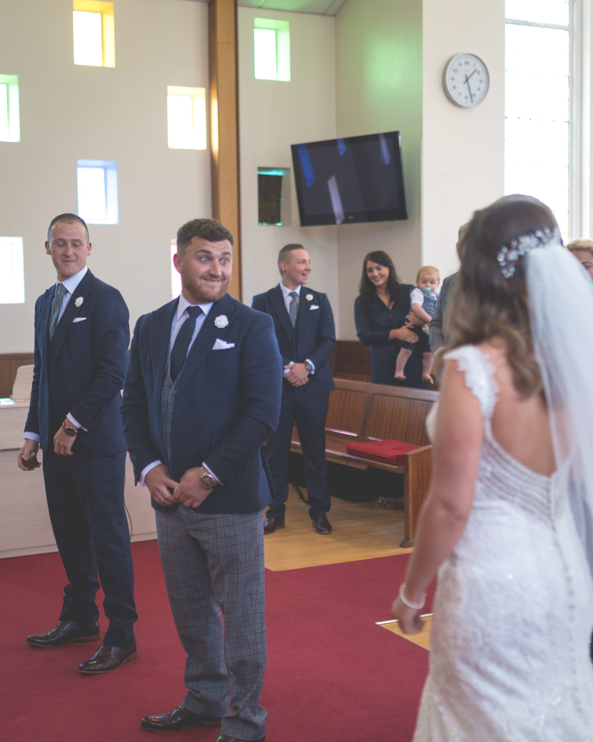 Brian McEwan | Northern Ireland Wedding Photographer | Rebecca & Michael | Ceremony-25.jpg