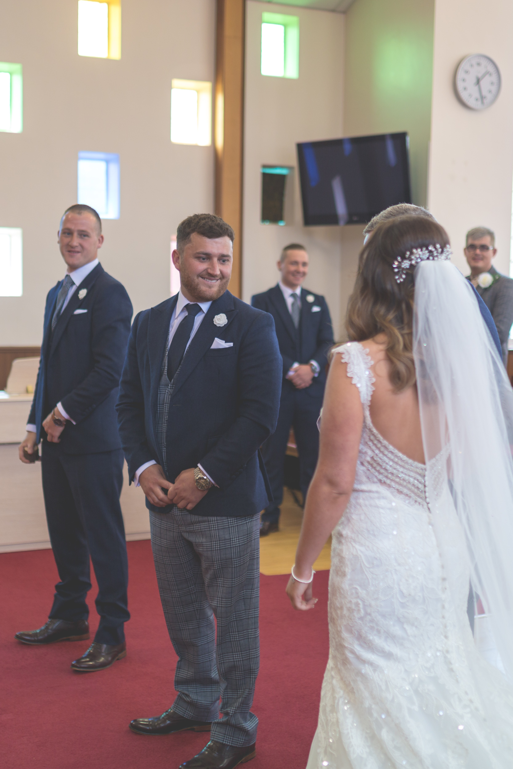 Brian McEwan | Northern Ireland Wedding Photographer | Rebecca & Michael | Ceremony-28.jpg