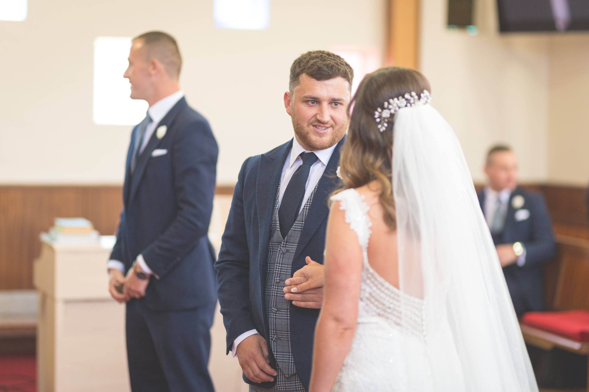 Brian McEwan | Northern Ireland Wedding Photographer | Rebecca & Michael | Ceremony-30.jpg
