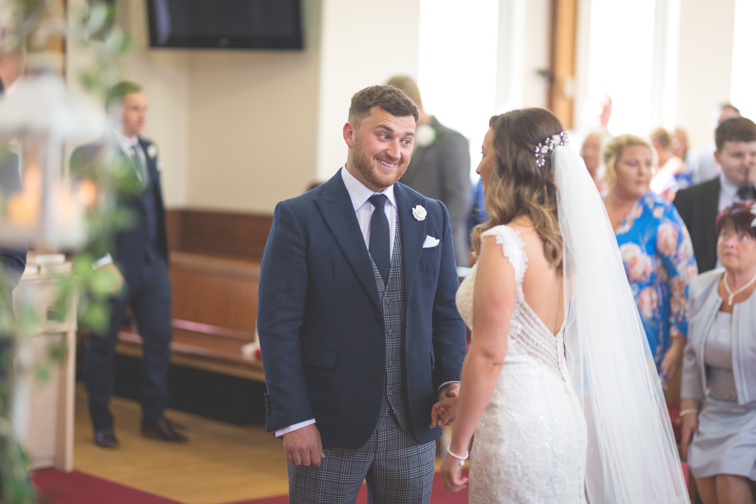 Brian McEwan | Northern Ireland Wedding Photographer | Rebecca & Michael | Ceremony-44.jpg