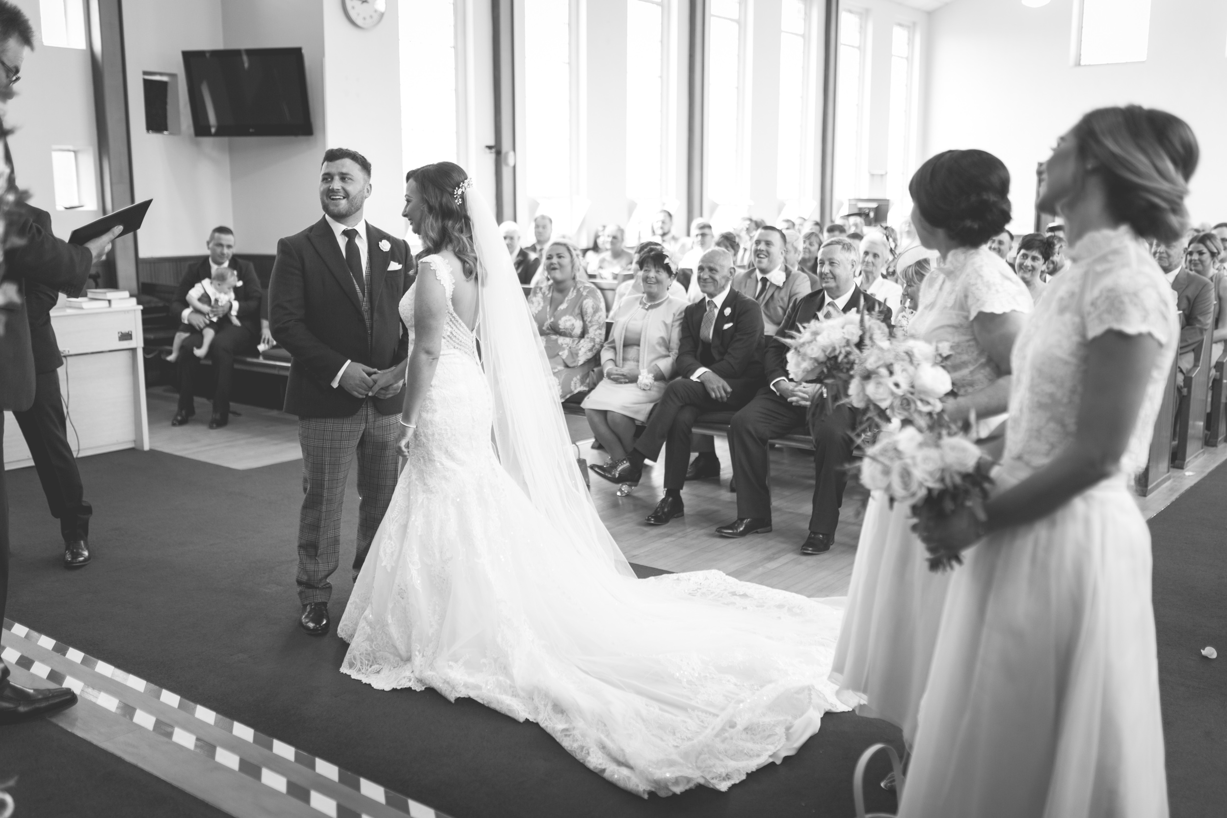Brian McEwan | Northern Ireland Wedding Photographer | Rebecca & Michael | Ceremony-56.jpg
