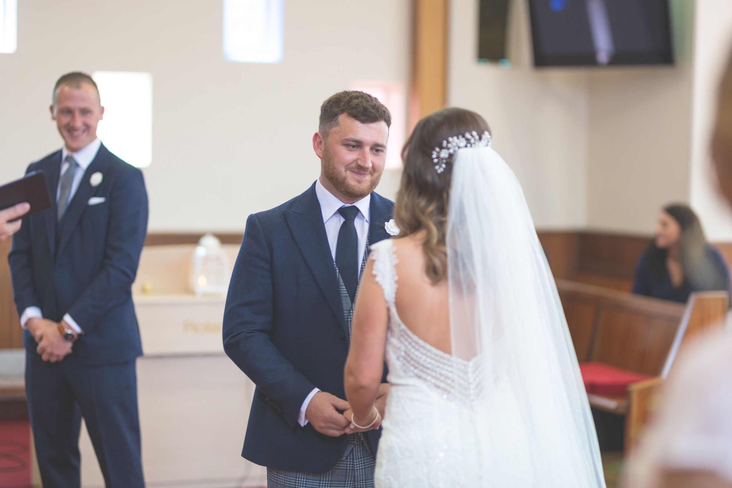 Brian McEwan | Northern Ireland Wedding Photographer | Rebecca & Michael | Ceremony-62.jpg