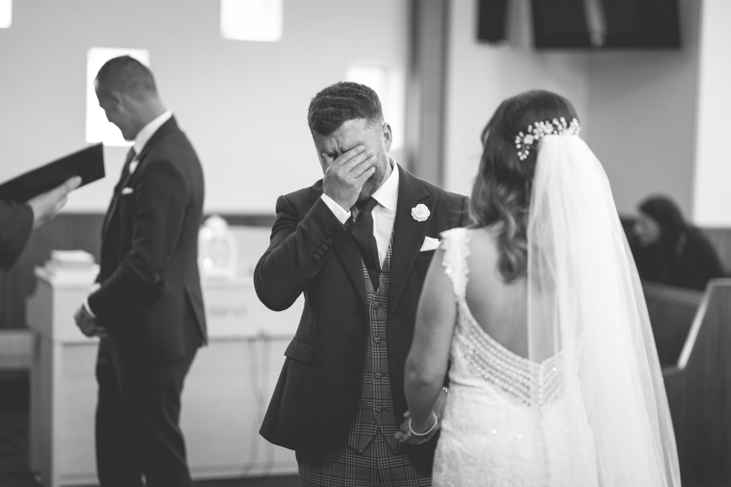 Brian McEwan | Northern Ireland Wedding Photographer | Rebecca & Michael | Ceremony-61.jpg