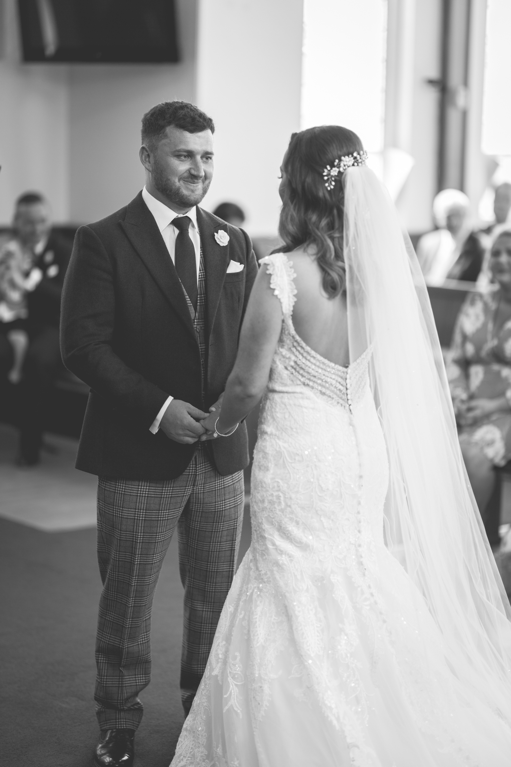 Brian McEwan | Northern Ireland Wedding Photographer | Rebecca & Michael | Ceremony-65.jpg