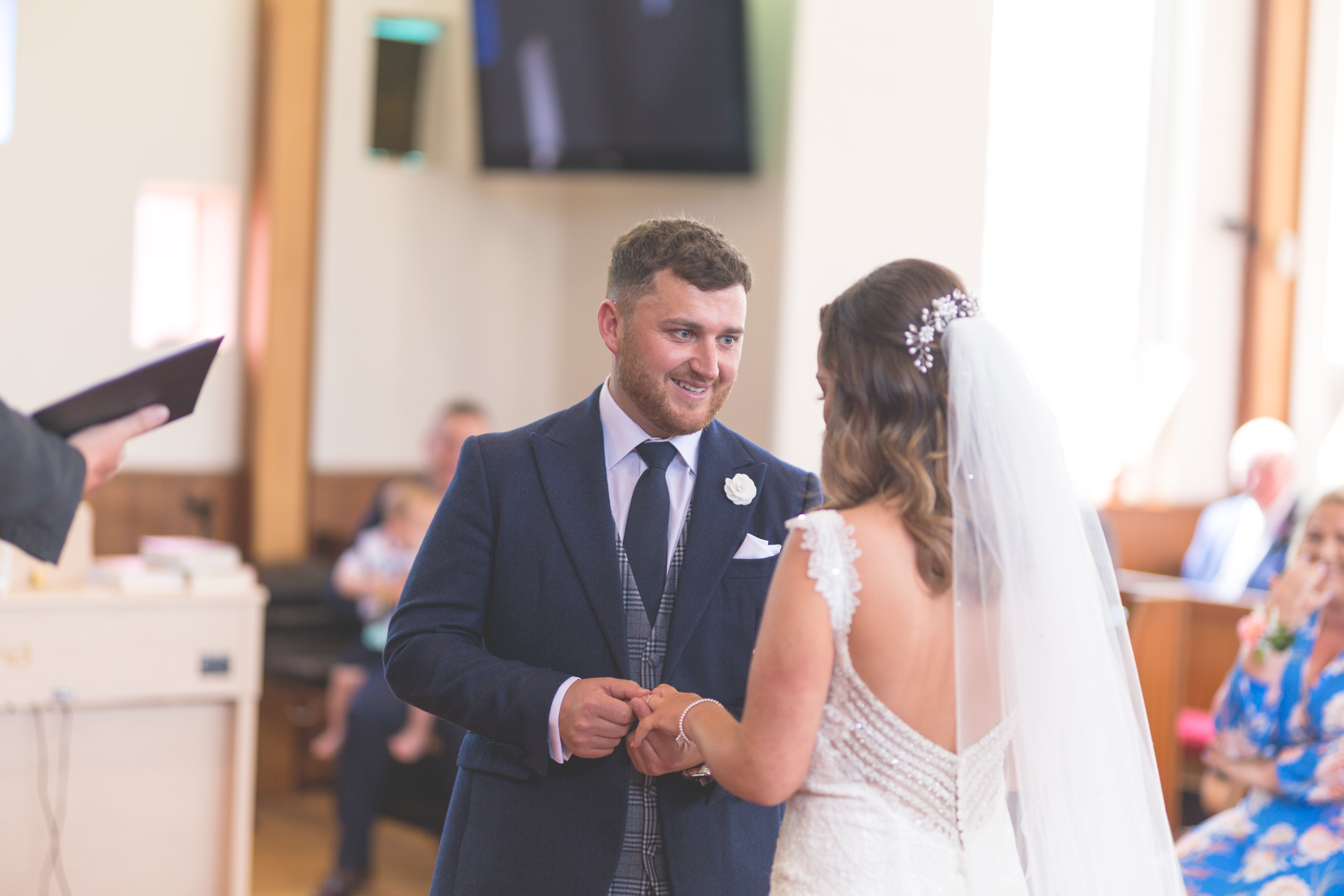 Brian McEwan | Northern Ireland Wedding Photographer | Rebecca & Michael | Ceremony-72.jpg