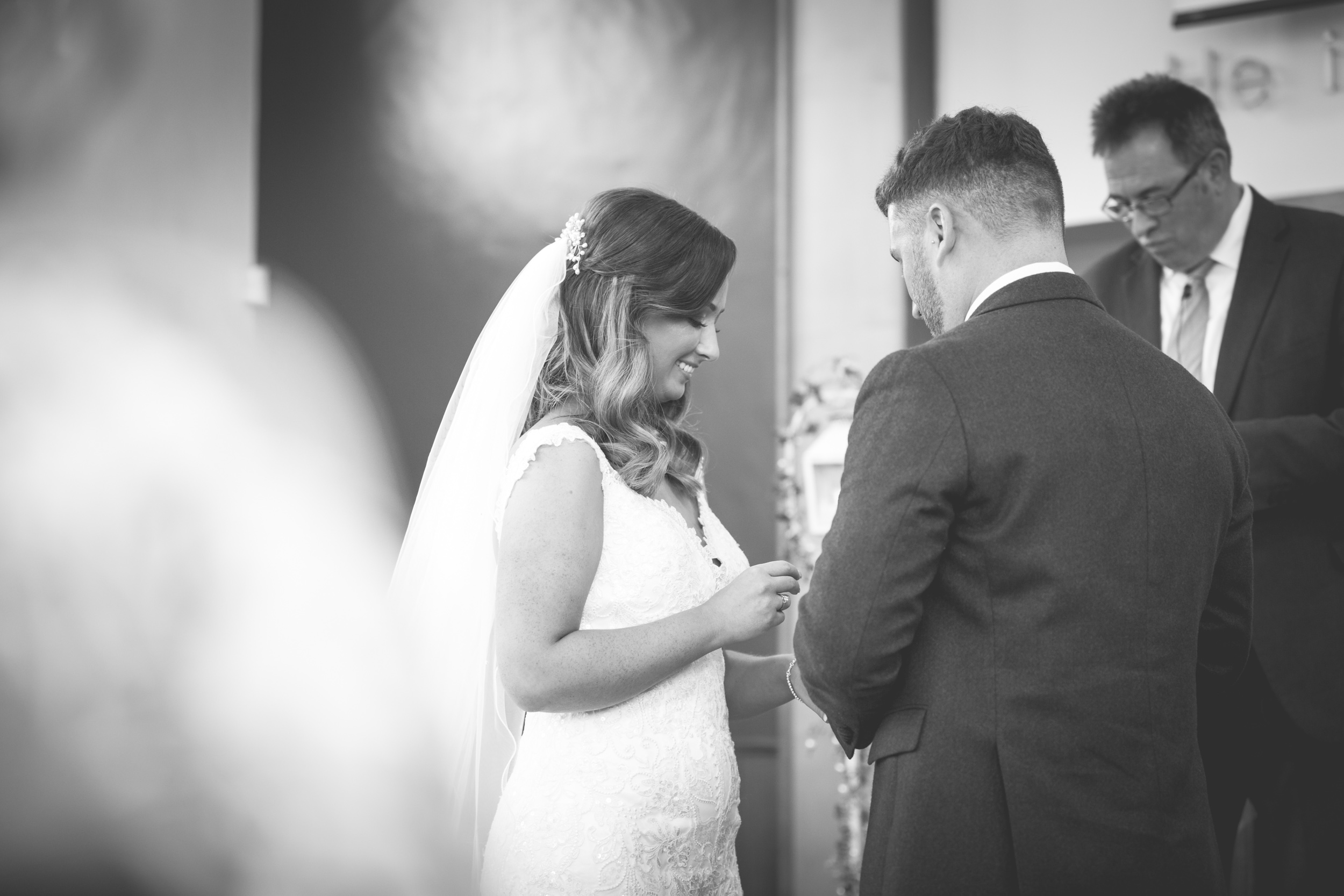 Brian McEwan | Northern Ireland Wedding Photographer | Rebecca & Michael | Ceremony-74.jpg