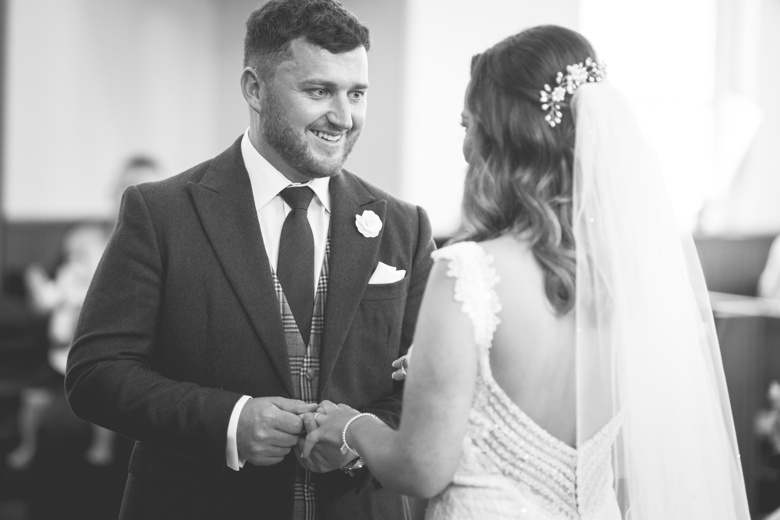 Brian McEwan | Northern Ireland Wedding Photographer | Rebecca & Michael | Ceremony-73.jpg