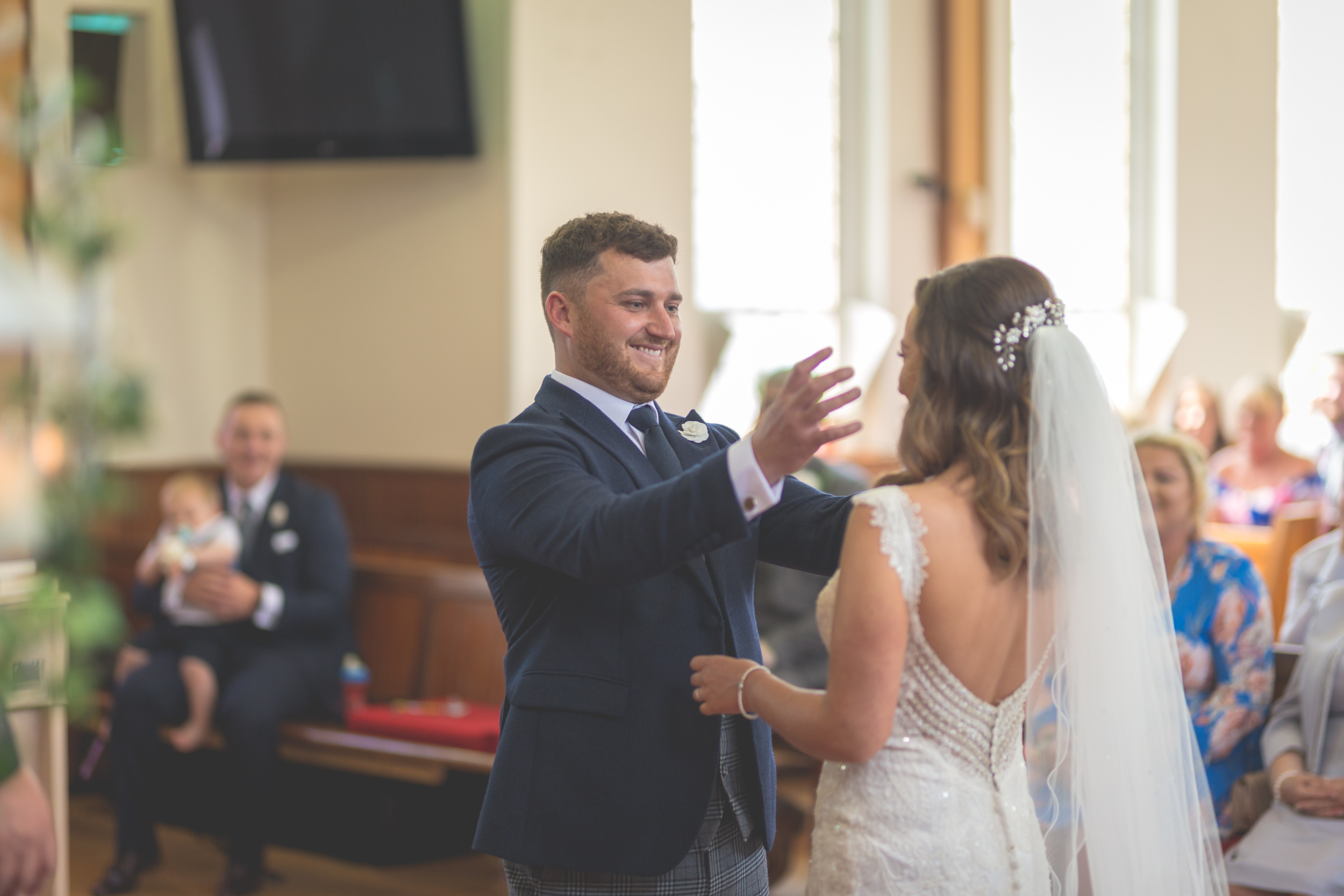 Brian McEwan | Northern Ireland Wedding Photographer | Rebecca & Michael | Ceremony-77.jpg