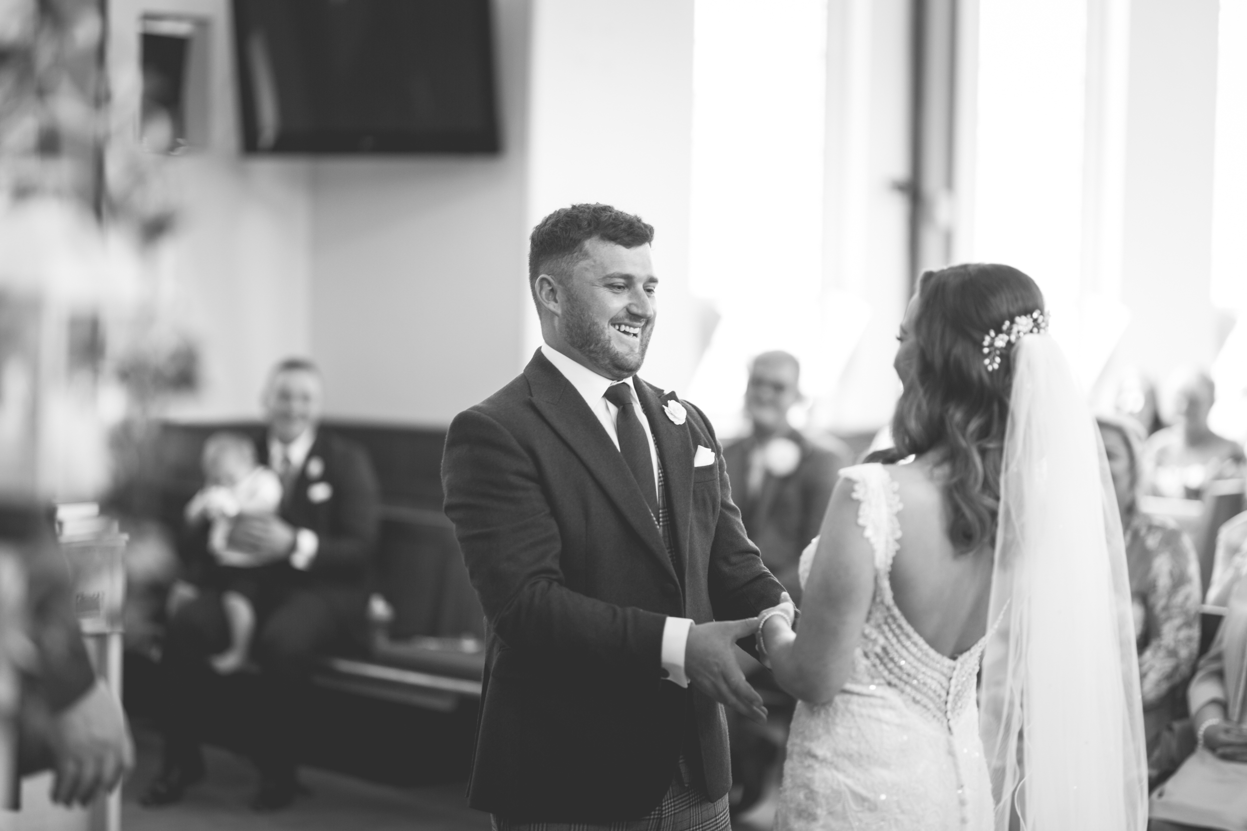 Brian McEwan | Northern Ireland Wedding Photographer | Rebecca & Michael | Ceremony-78.jpg