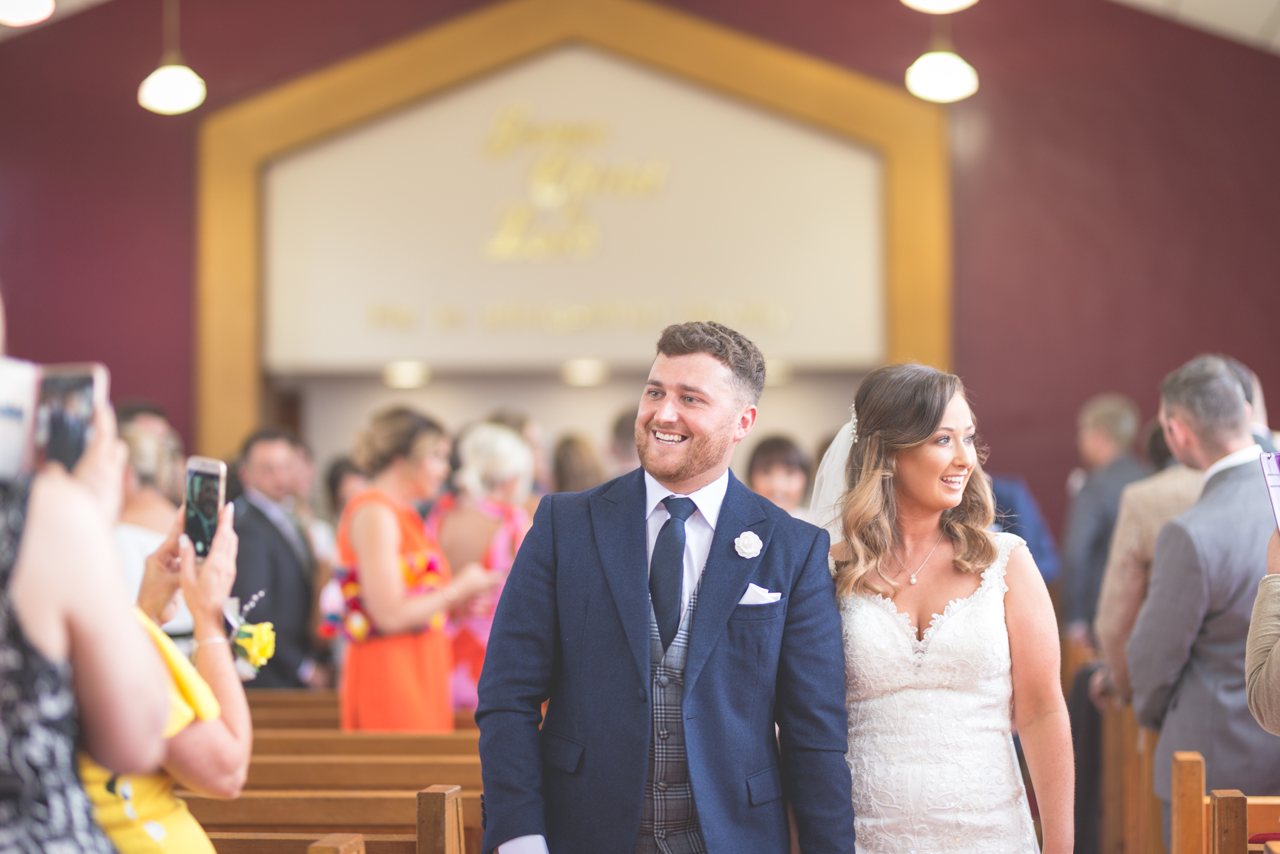 Brian McEwan | Northern Ireland Wedding Photographer | Rebecca & Michael | Ceremony-111.jpg