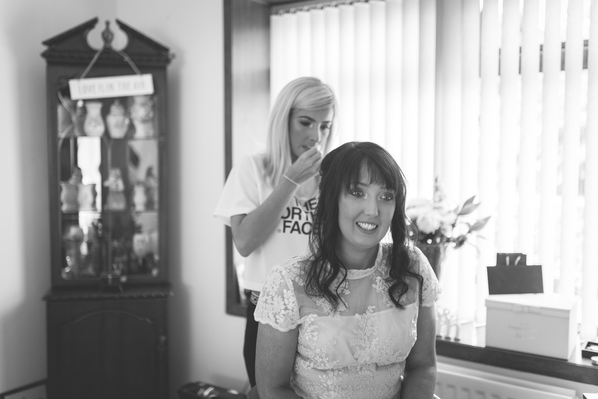 Brian McEwan | Northern Ireland Wedding Photographer | Rebecca & Michael | Bridal Prep-67.jpg