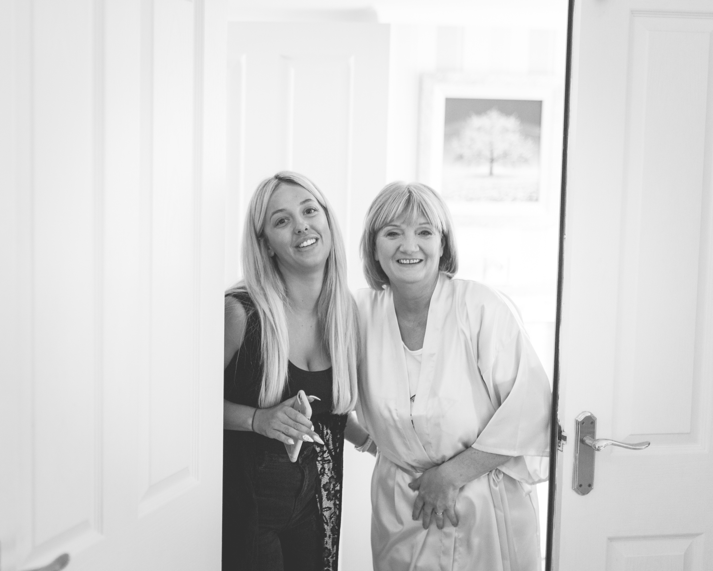Brian McEwan | Northern Ireland Wedding Photographer | Rebecca & Michael | Bridal Prep-175.jpg