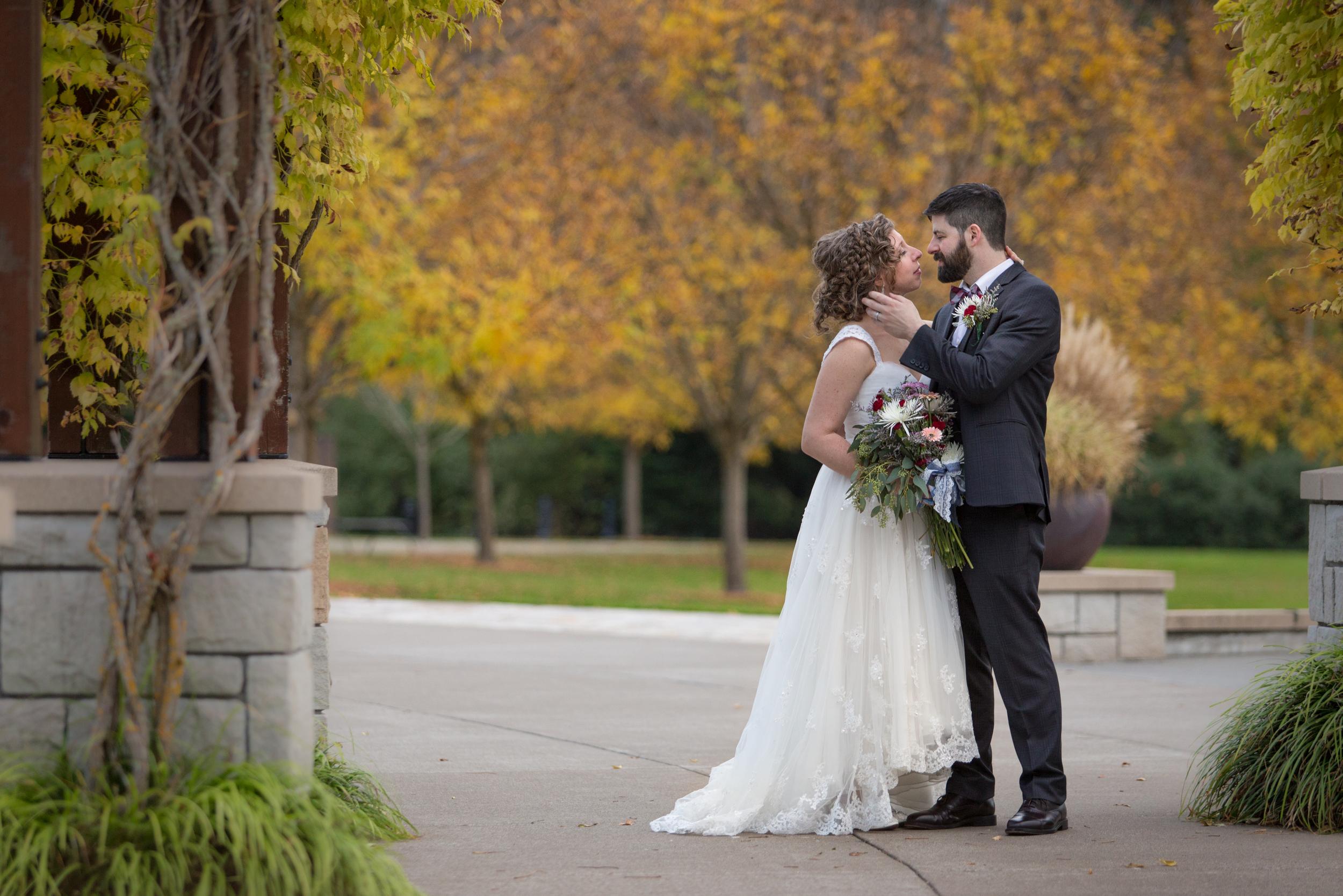 Bride & Groom || Portland, Oregon Wedding