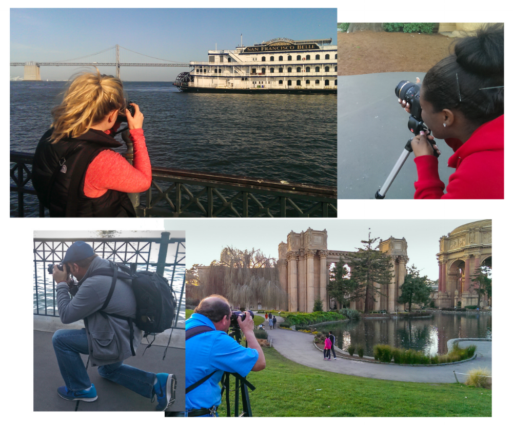 photography lessons in SF