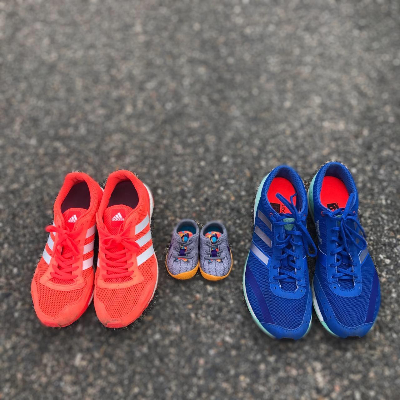 THREE Nurses ran the Boston Marathon in 2017!
