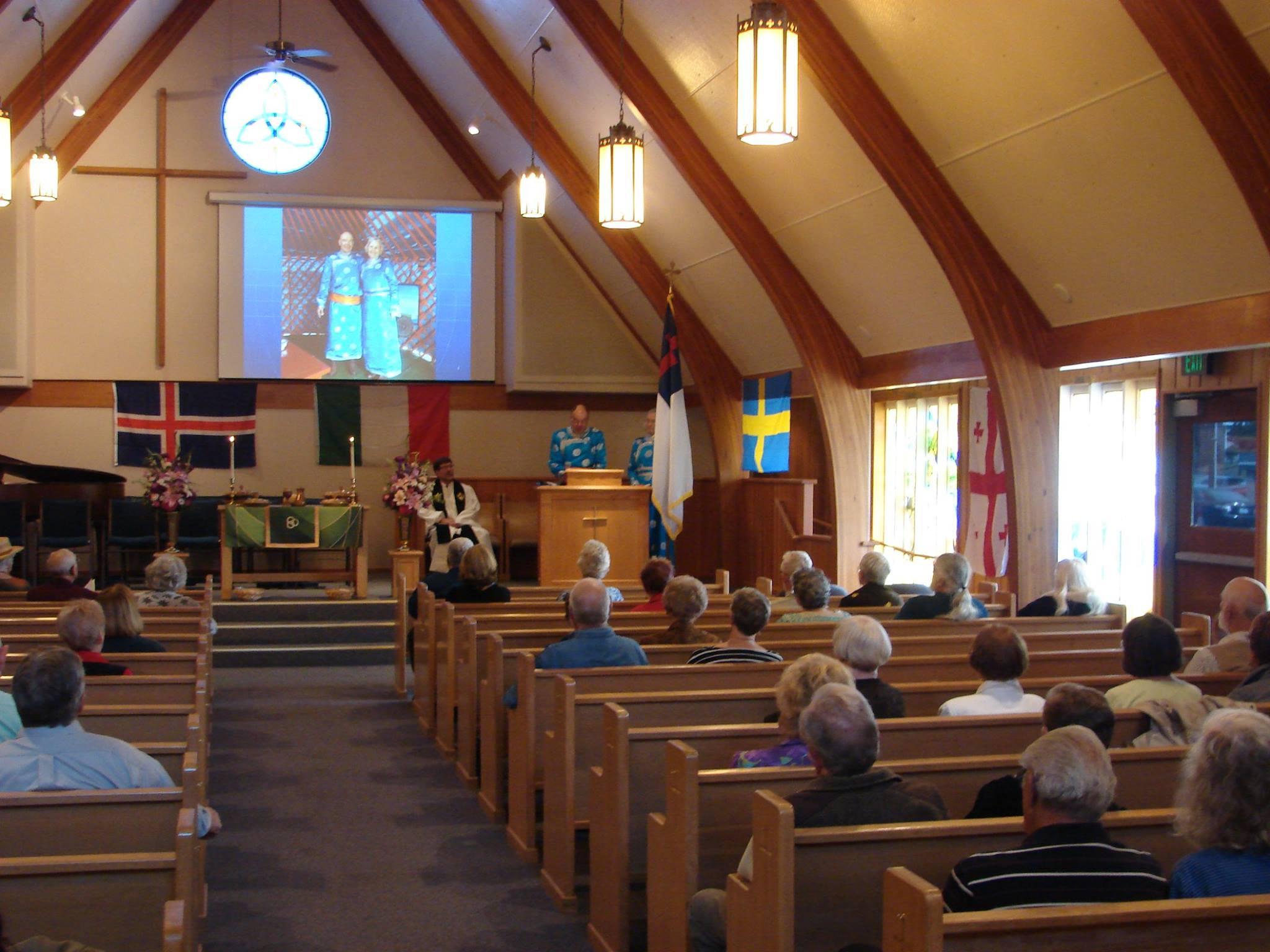 Fellowship — Brookings Presbyterian Church