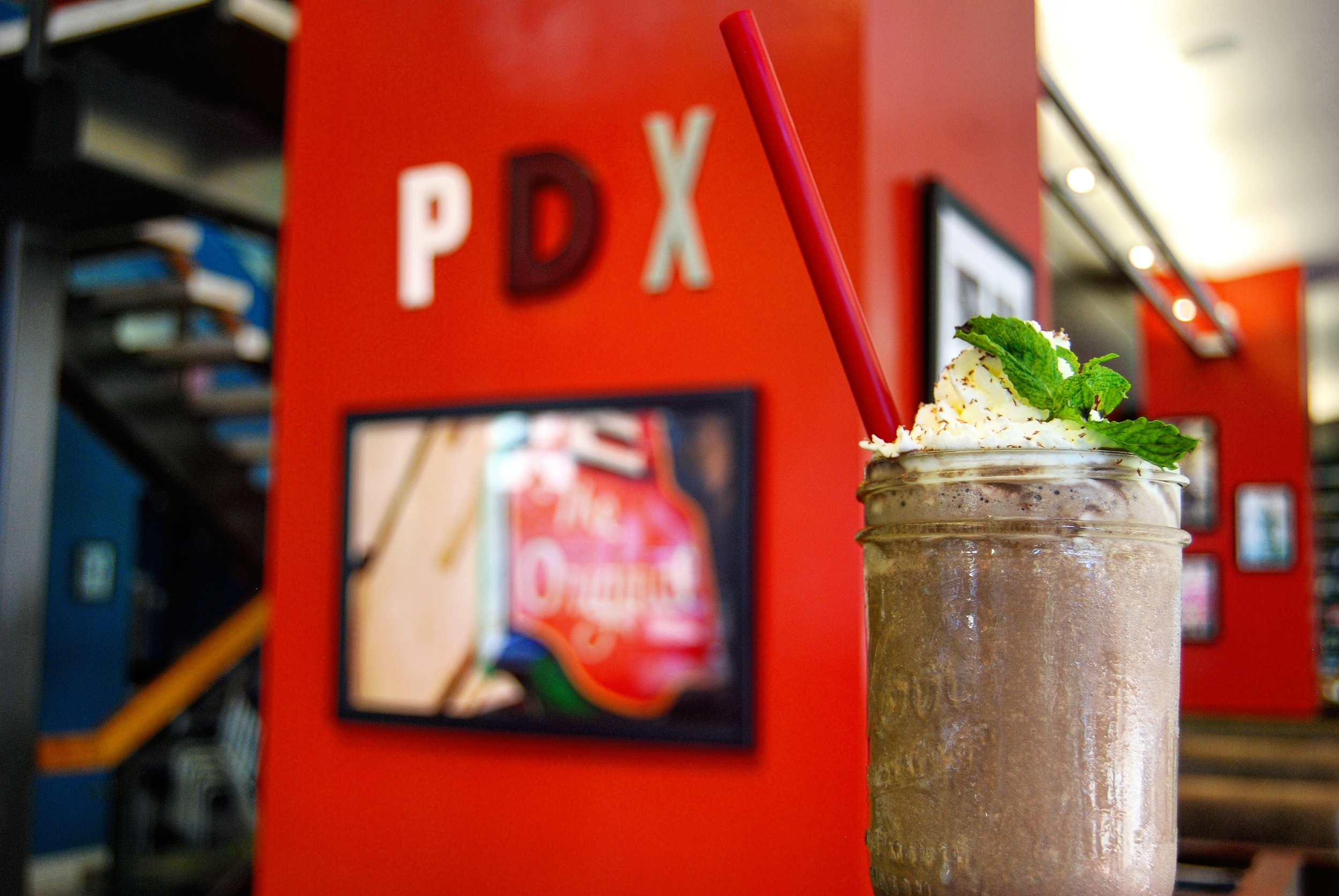 Milkshakes @ the Original PDX | Portland, OR