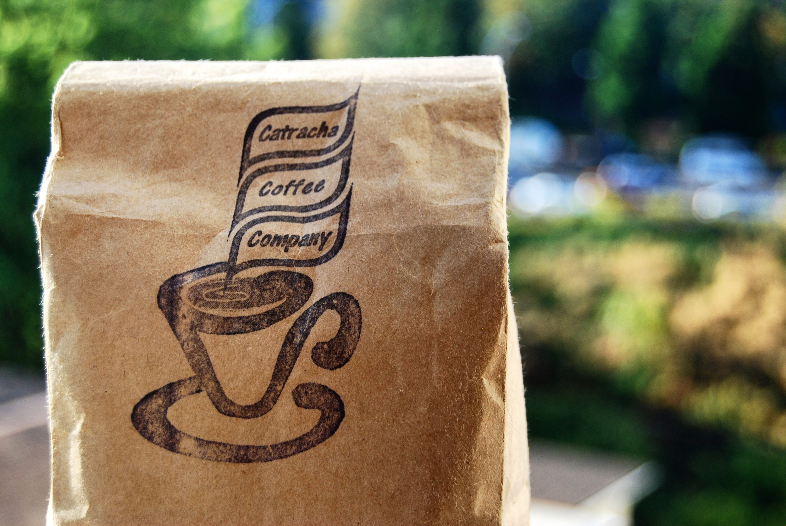 wake up w/ coffee! | Portland, OR