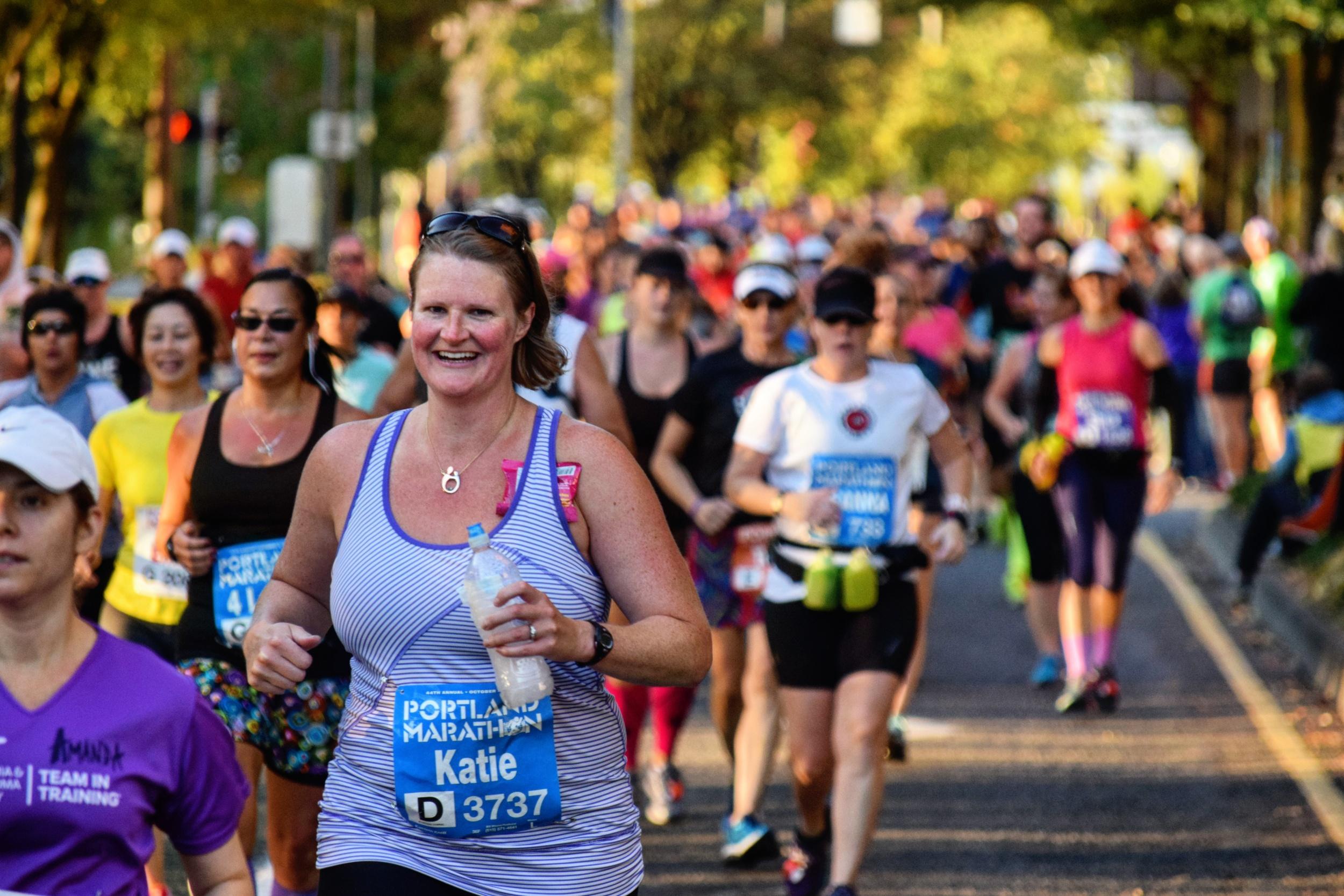 Portland Marathon 2015 | Portland, OR