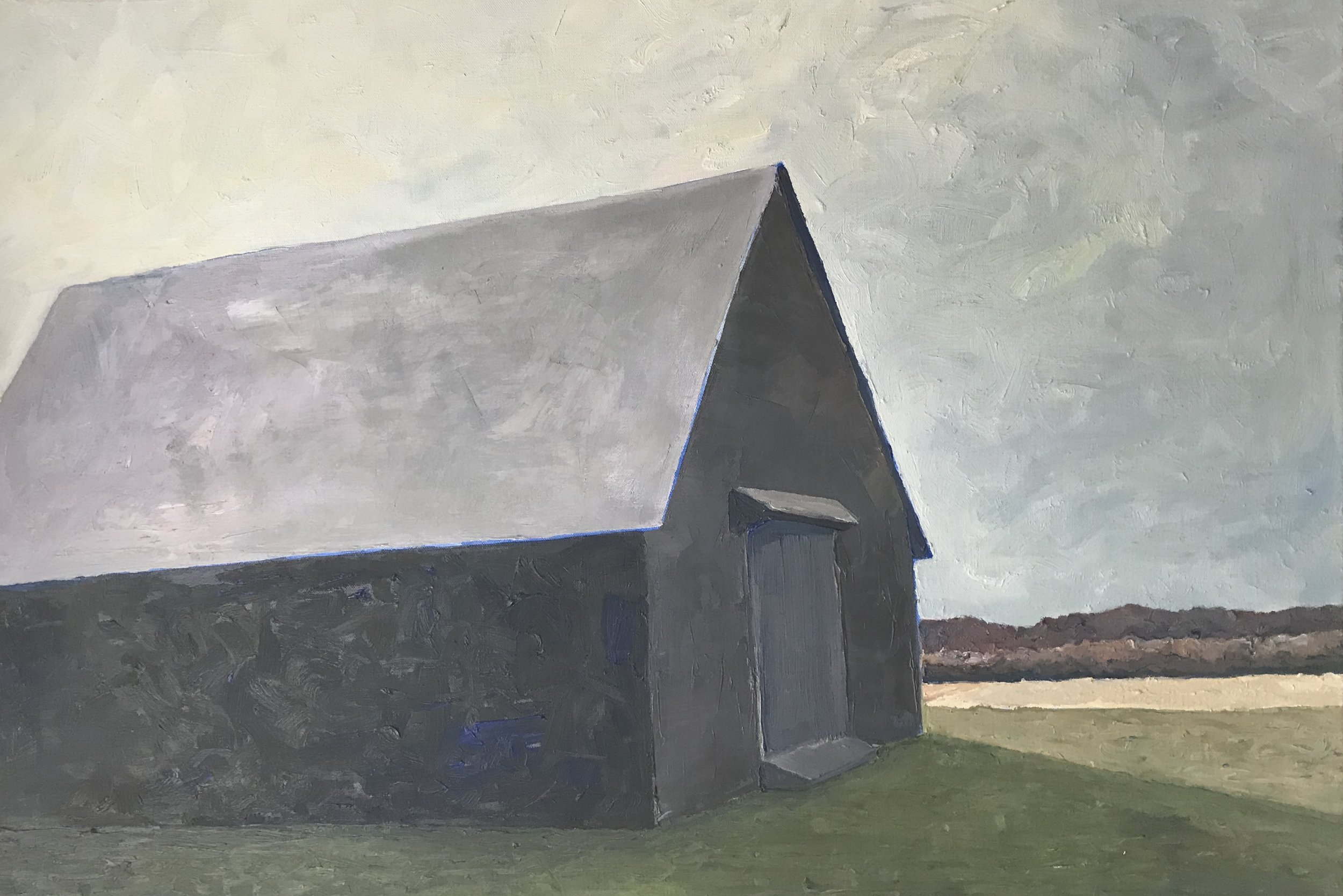 Long Barn Shadow