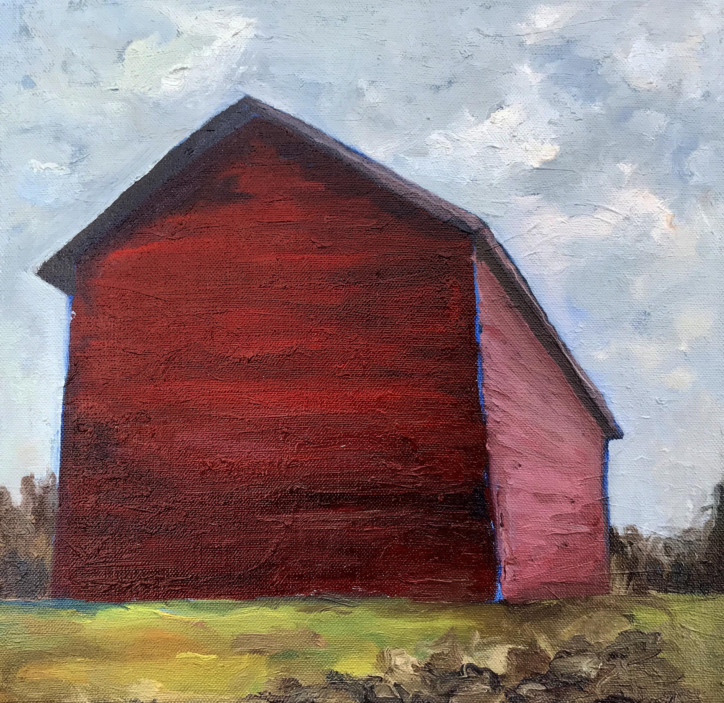 Red Barn Corner