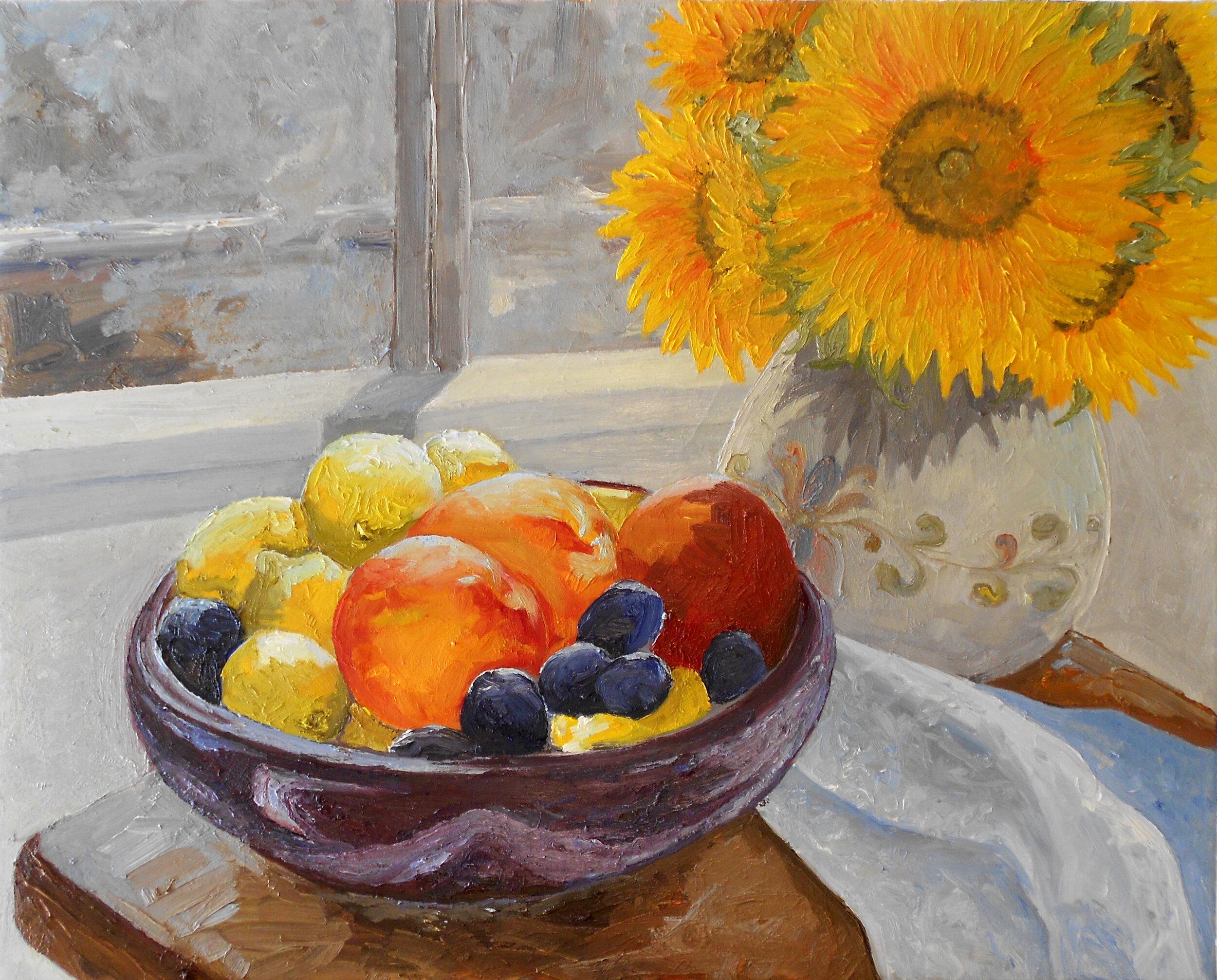 Stonefruit and Lemon