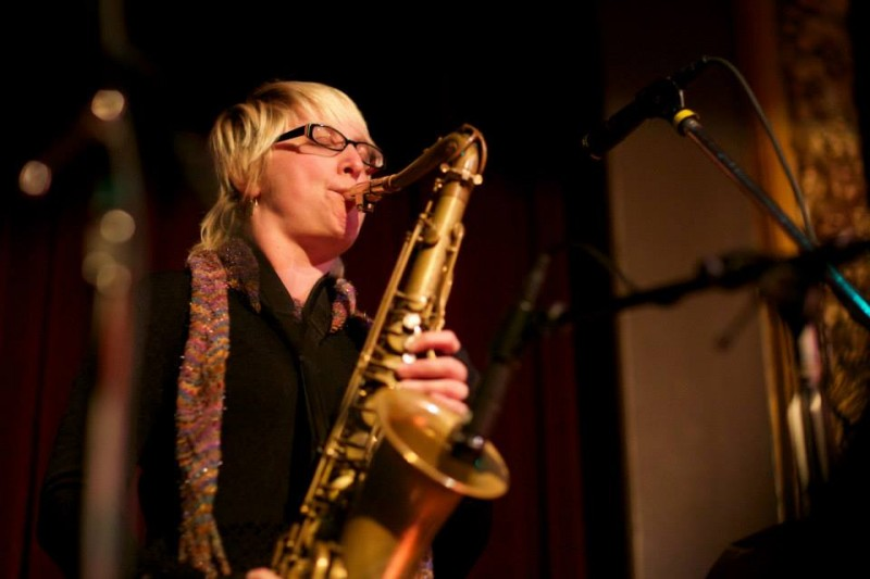 Saxophonist and multi-instrumentalist Tobi Stone performs a wide array of music. She has an extensive history exploring the saxophone's role in many genres of music, with the horn often taking a leading role. Tobi will bring her innovative sprit to our high school camp for the 2017 Sax Institute.