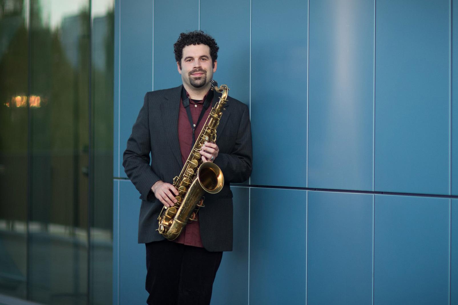 Steve Treseler Seattle Saxophone Institute
