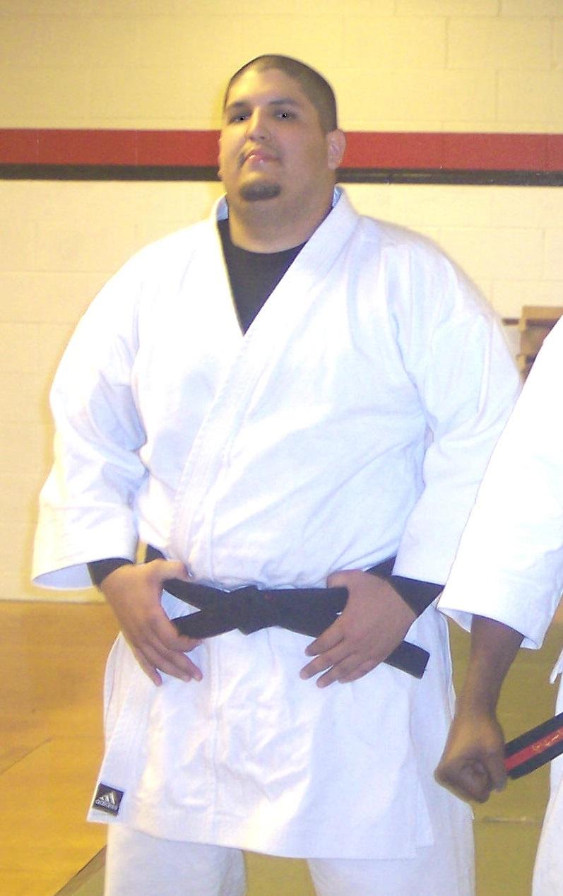 Sensei Jason Serrano