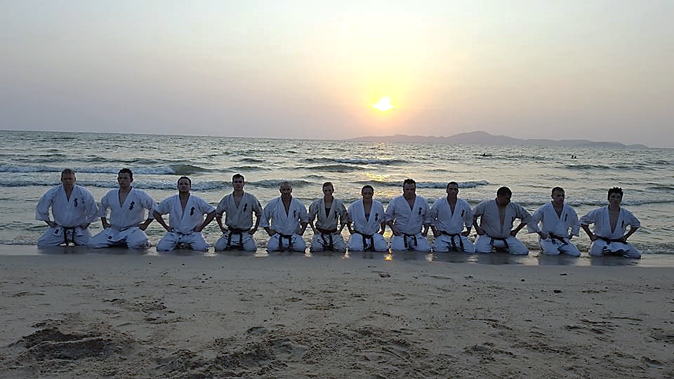 beach karate sunset.png