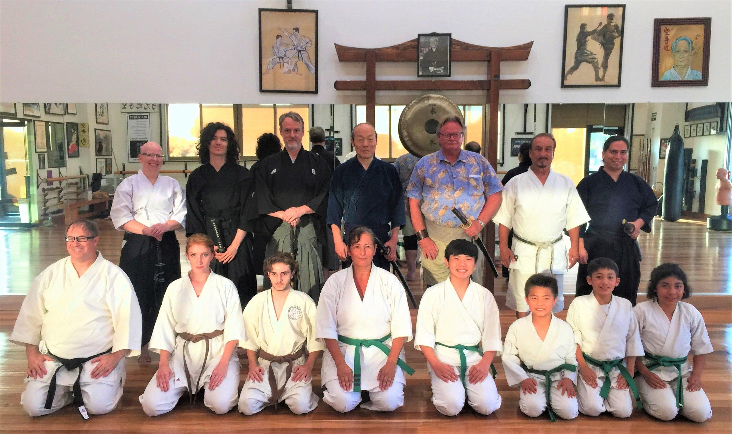 Iaido group with Ty class.jpeg