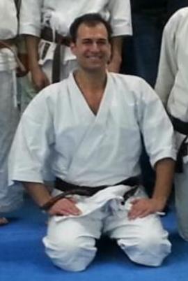 Learning Shotokan Karatedo from Sensei Ty Aponte