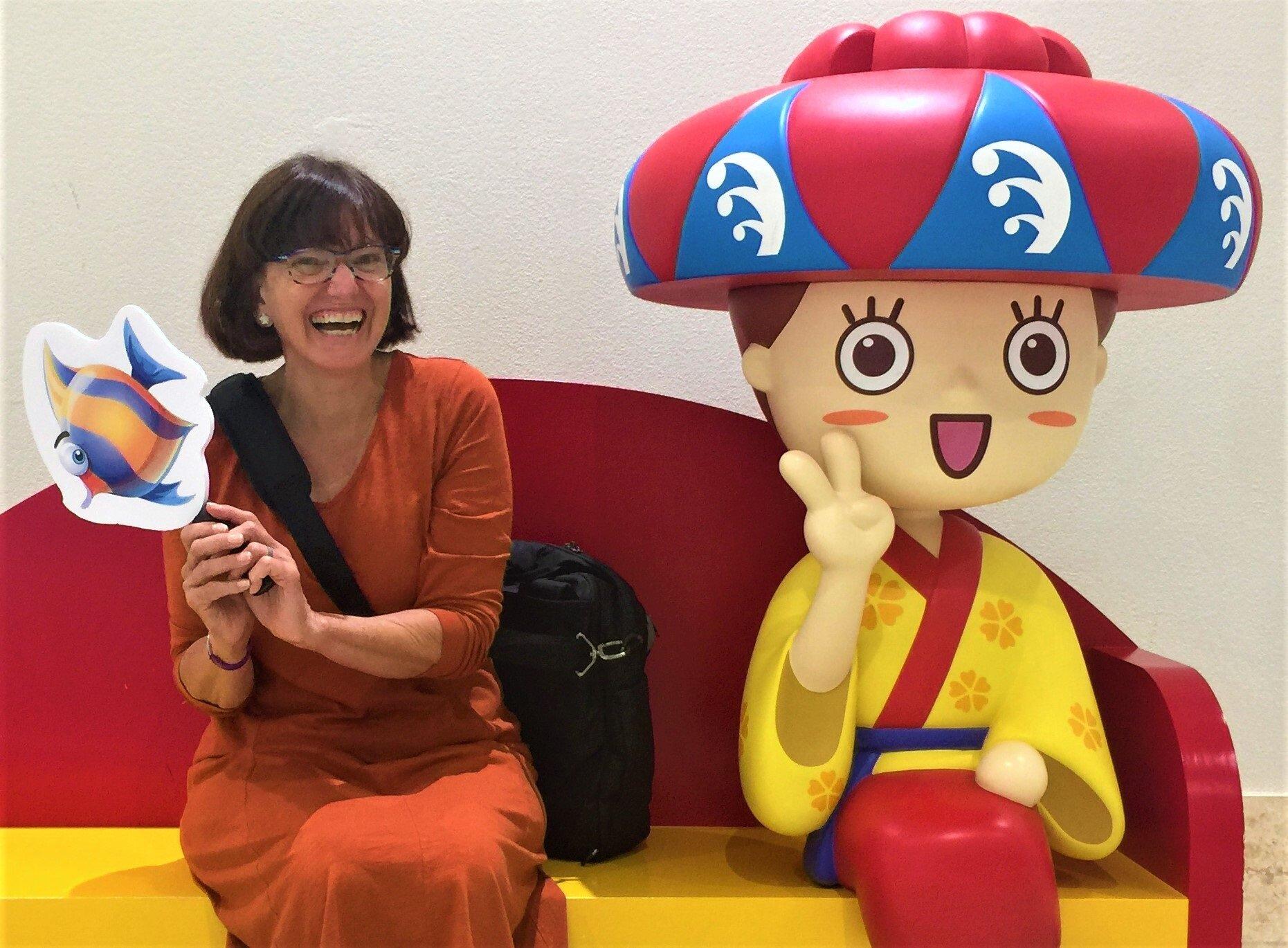 Ms. Bob at airport.jpg