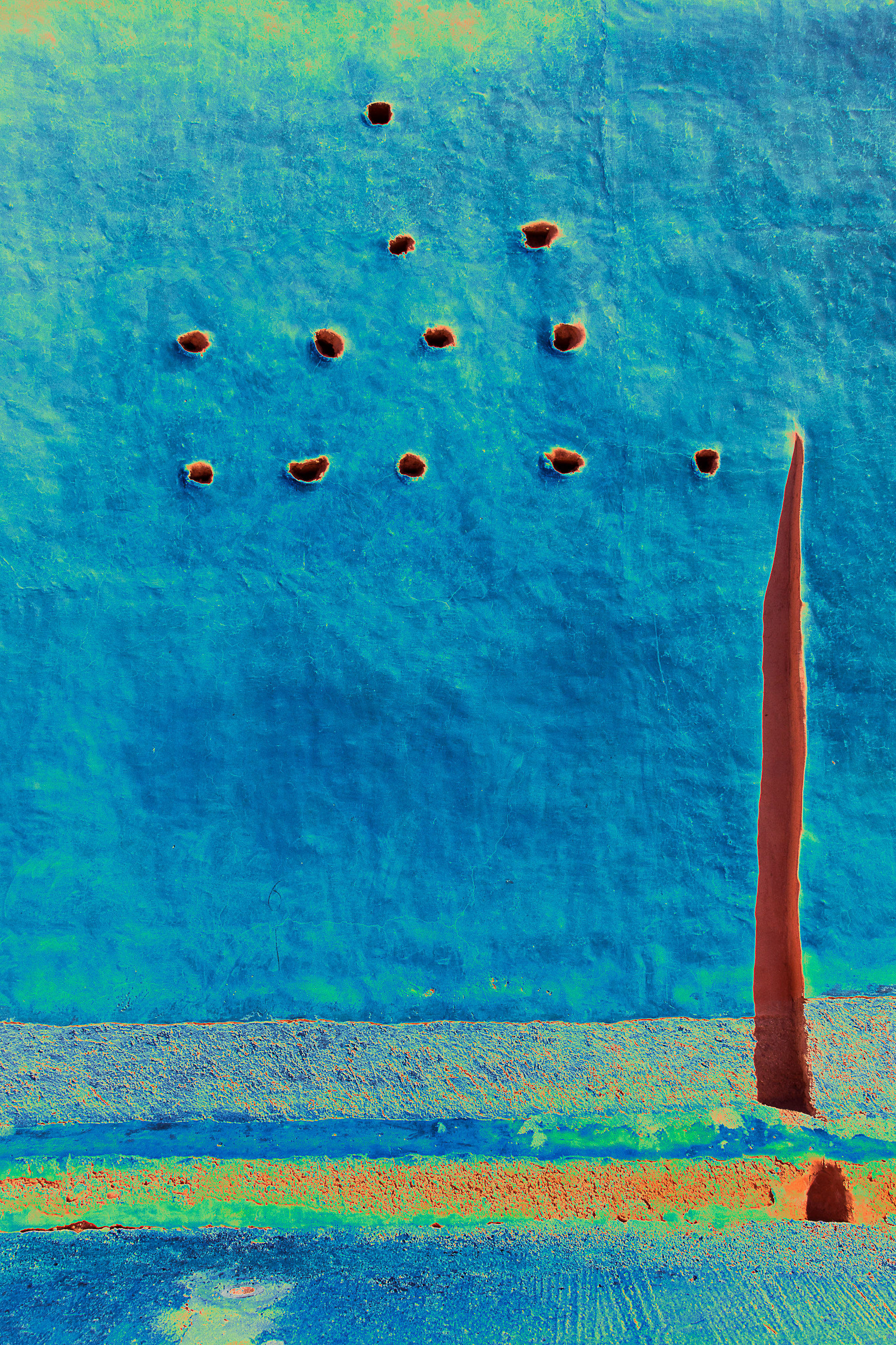 Marrakech Blue