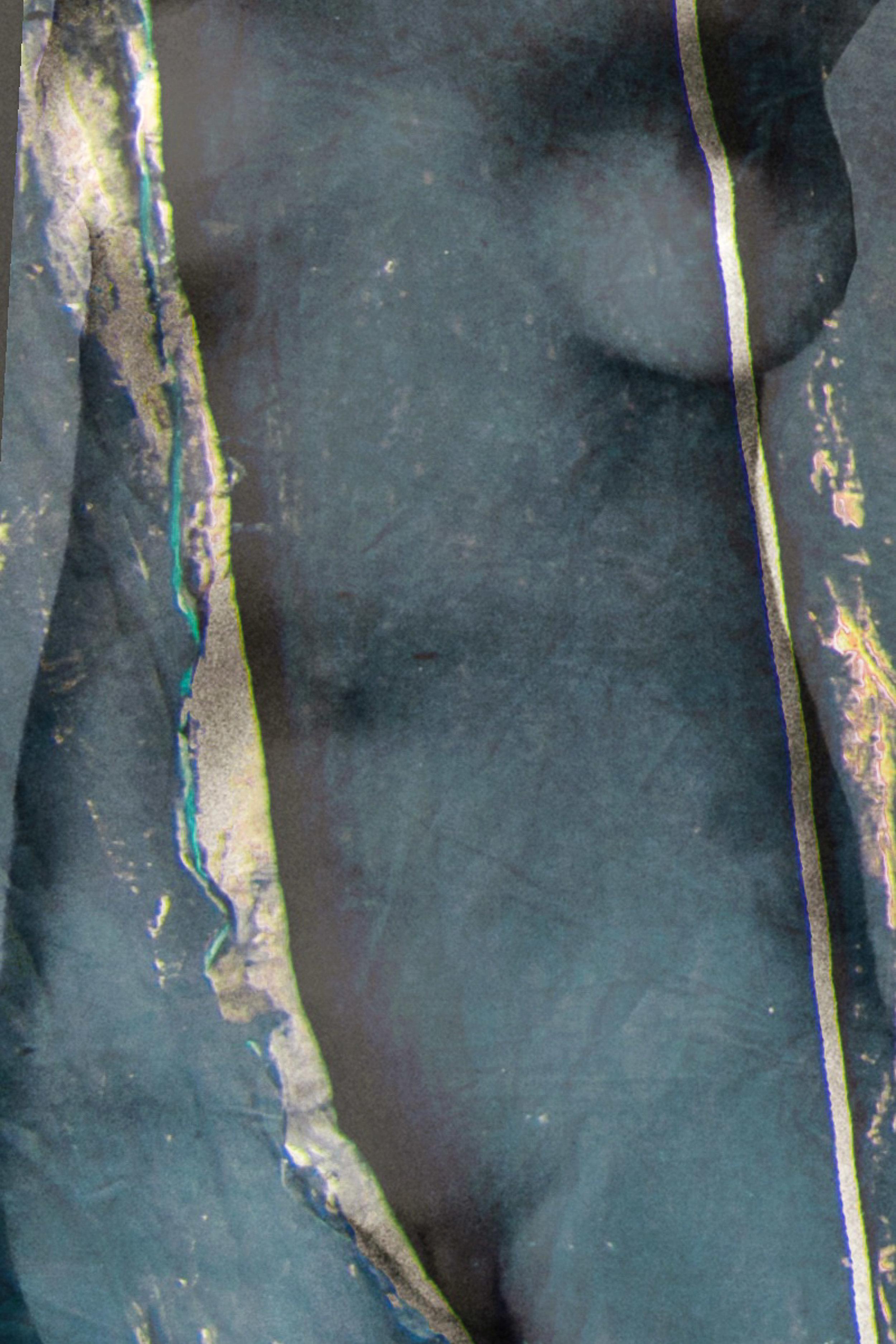 Blue Robe